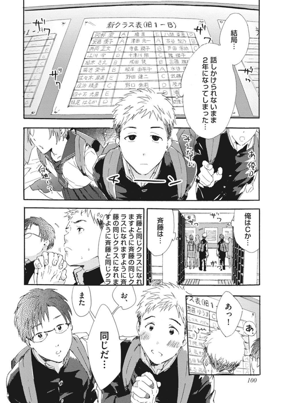 Shitagari Na Oretachi No Kinou Kyou Ashita 101