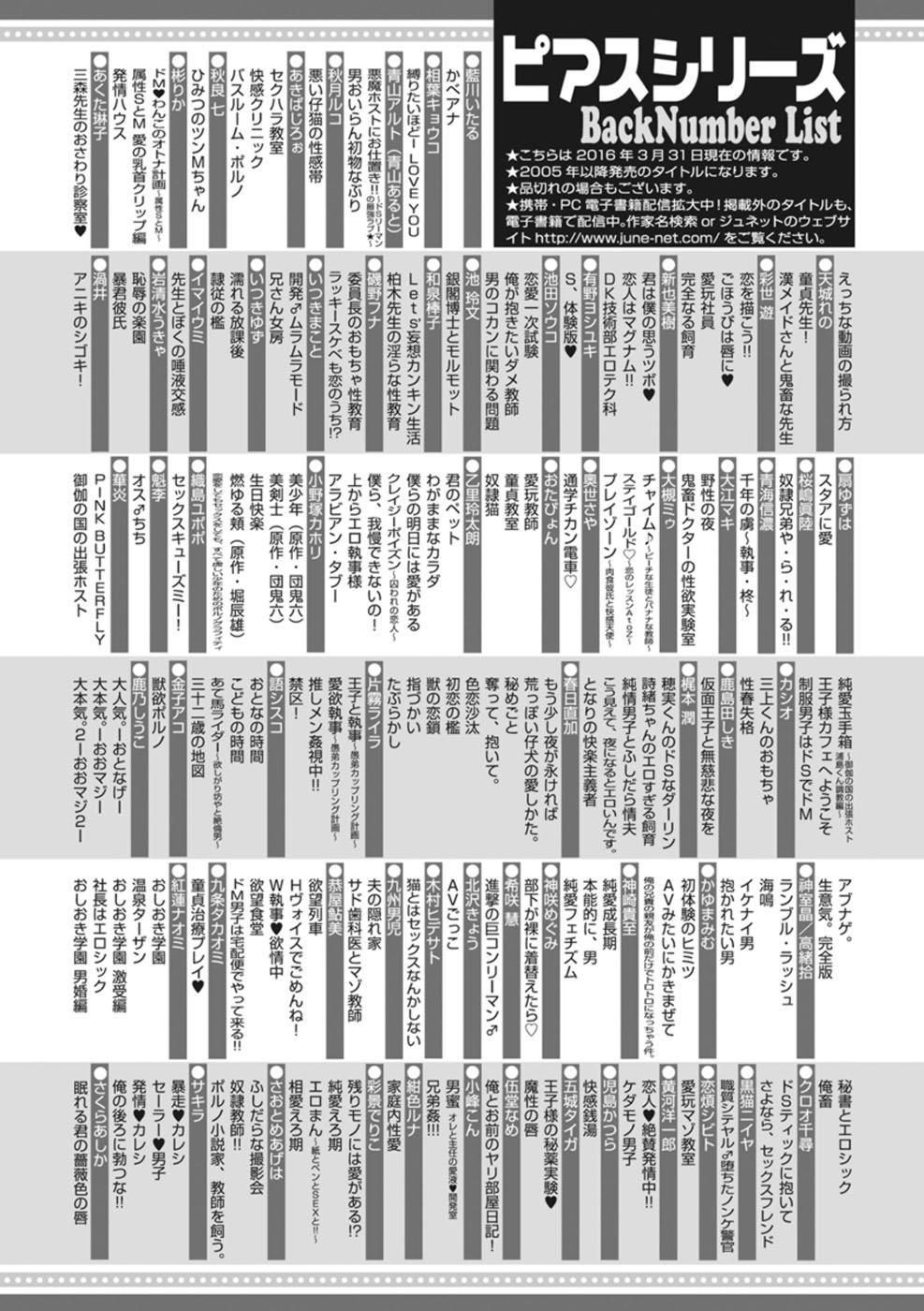 Shitagari Na Oretachi No Kinou Kyou Ashita 193
