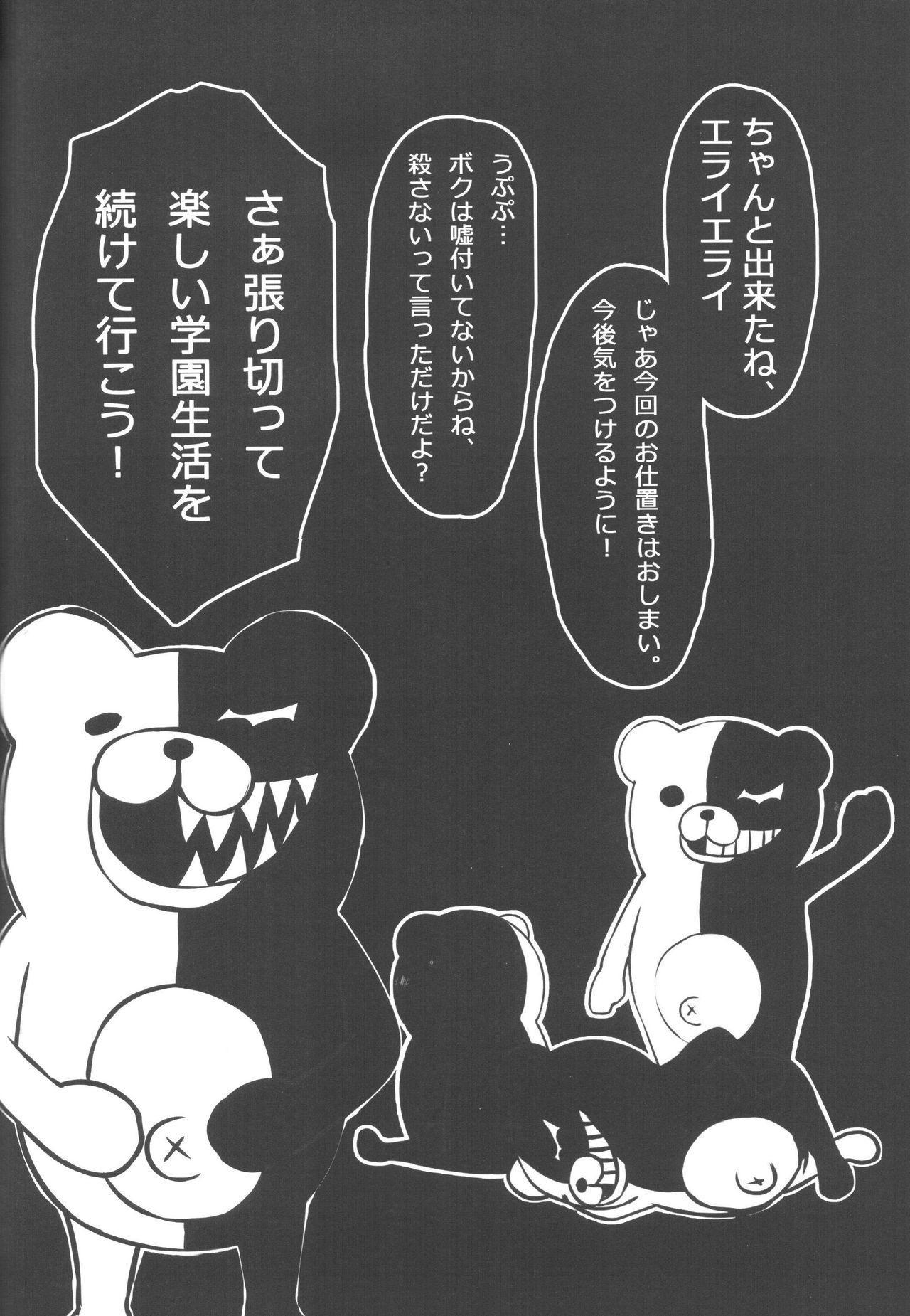 Monokuma File 20