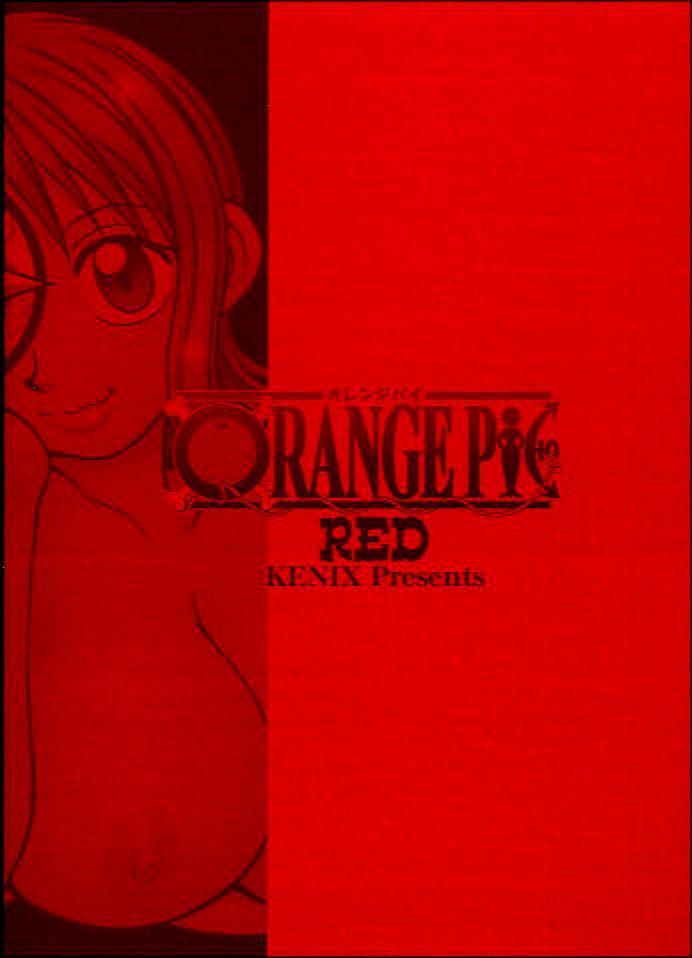 ORANGE PIE Red 1