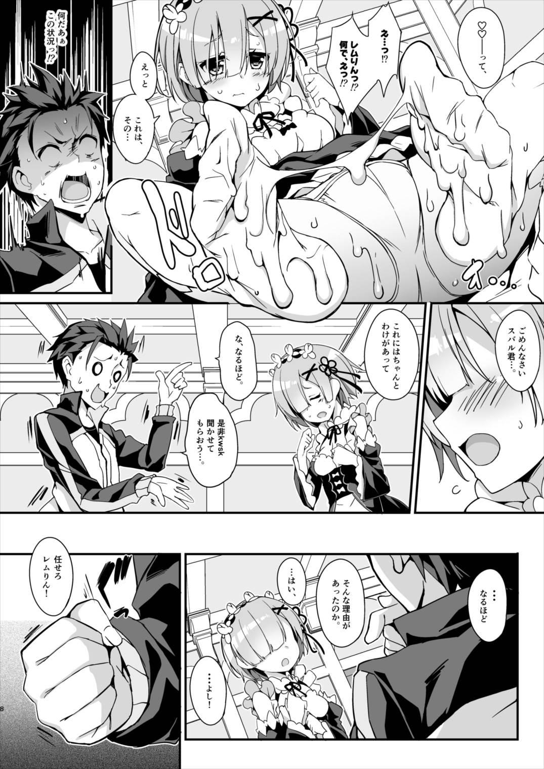 Rem kara Hajimeru Okusurizukuri 9