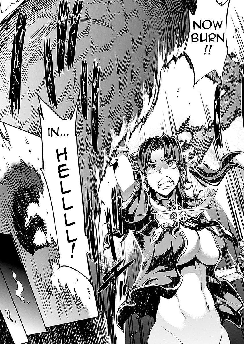 [Erect Sawaru] Raikou Shinki Aigis Magia - PANDRA saga 3rd ignition - Part 1 - Biribiri Seitokaicho (COMIC Unreal 2016-10 Vol. 63) [English] [Jormangander] 24