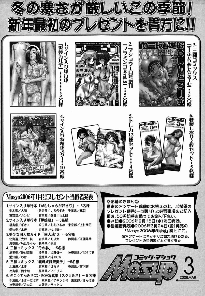 Comic Masyo 2006-03 225