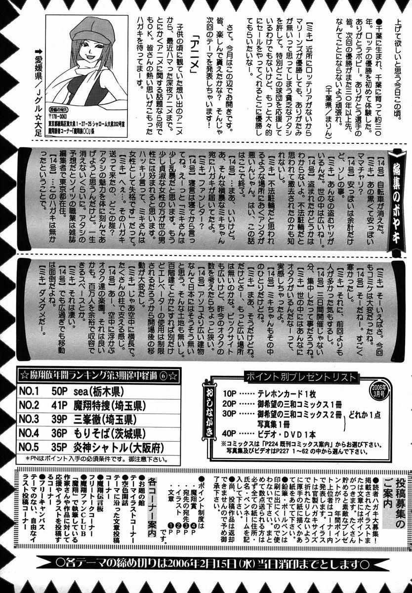 Comic Masyo 2006-03 230