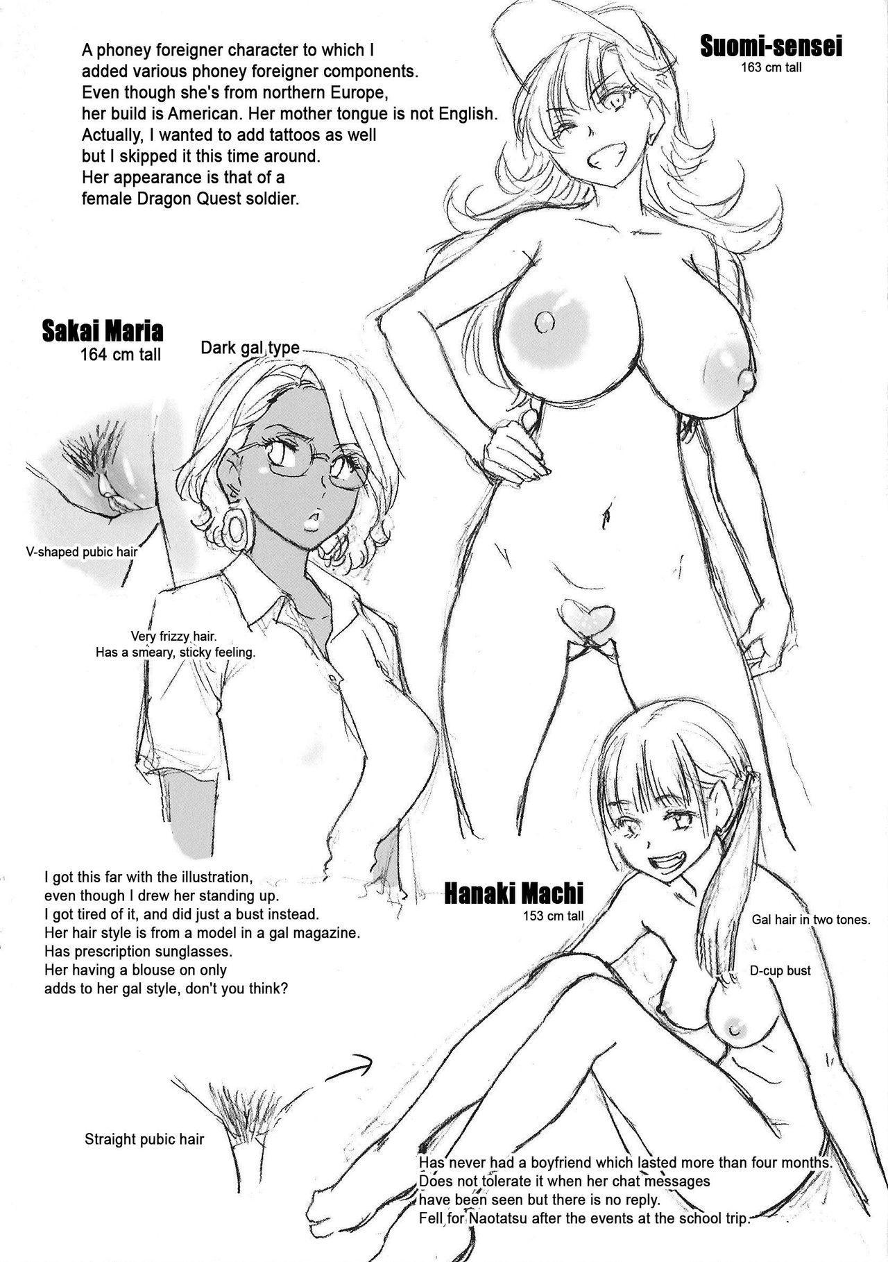 Nudist Beach ni Syuugaku Ryokoude!! - In school trip to the nudist beach!! 253