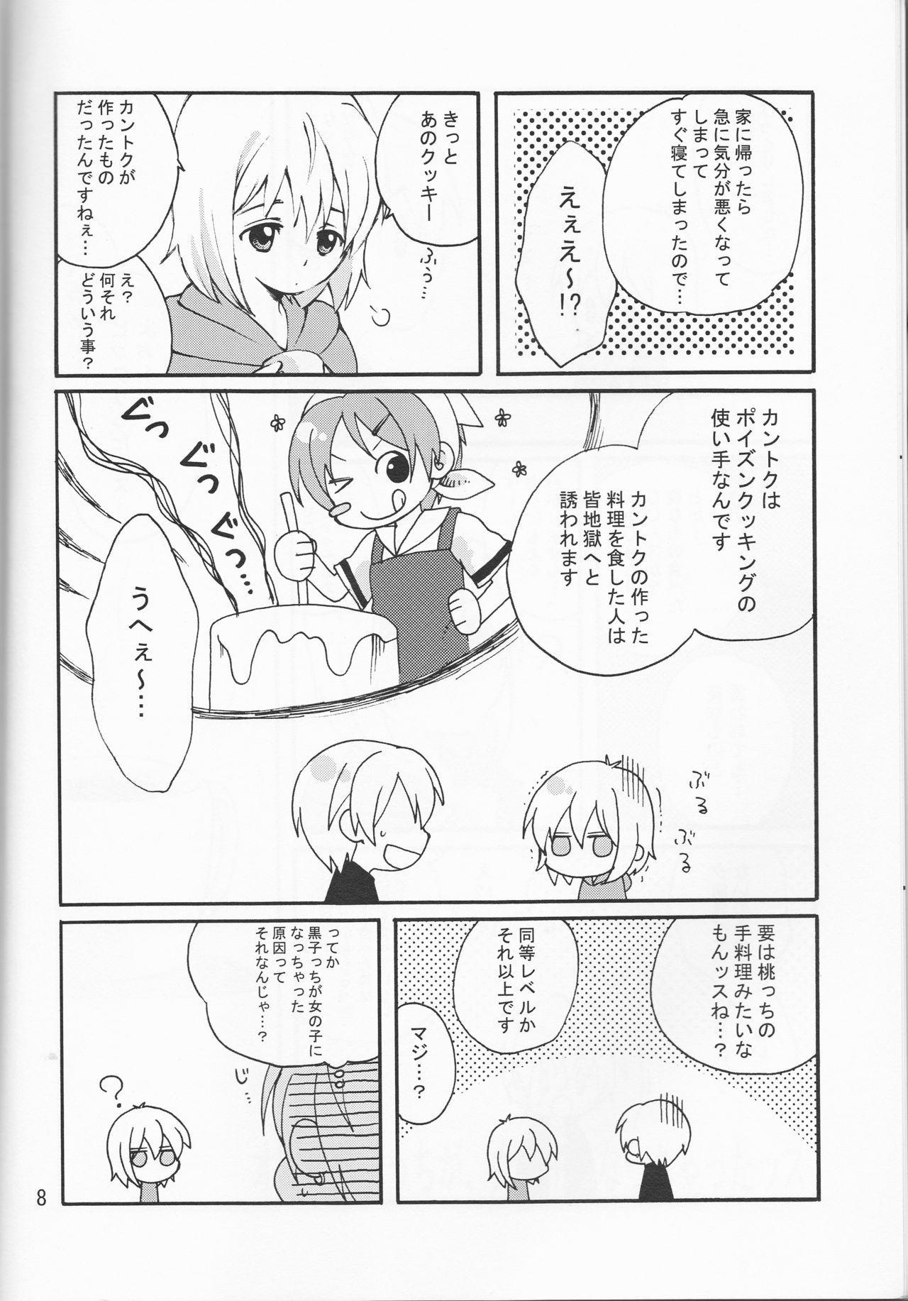 Ore no Kurokocchi ga Onnanoko ni Nacchattassu! 7