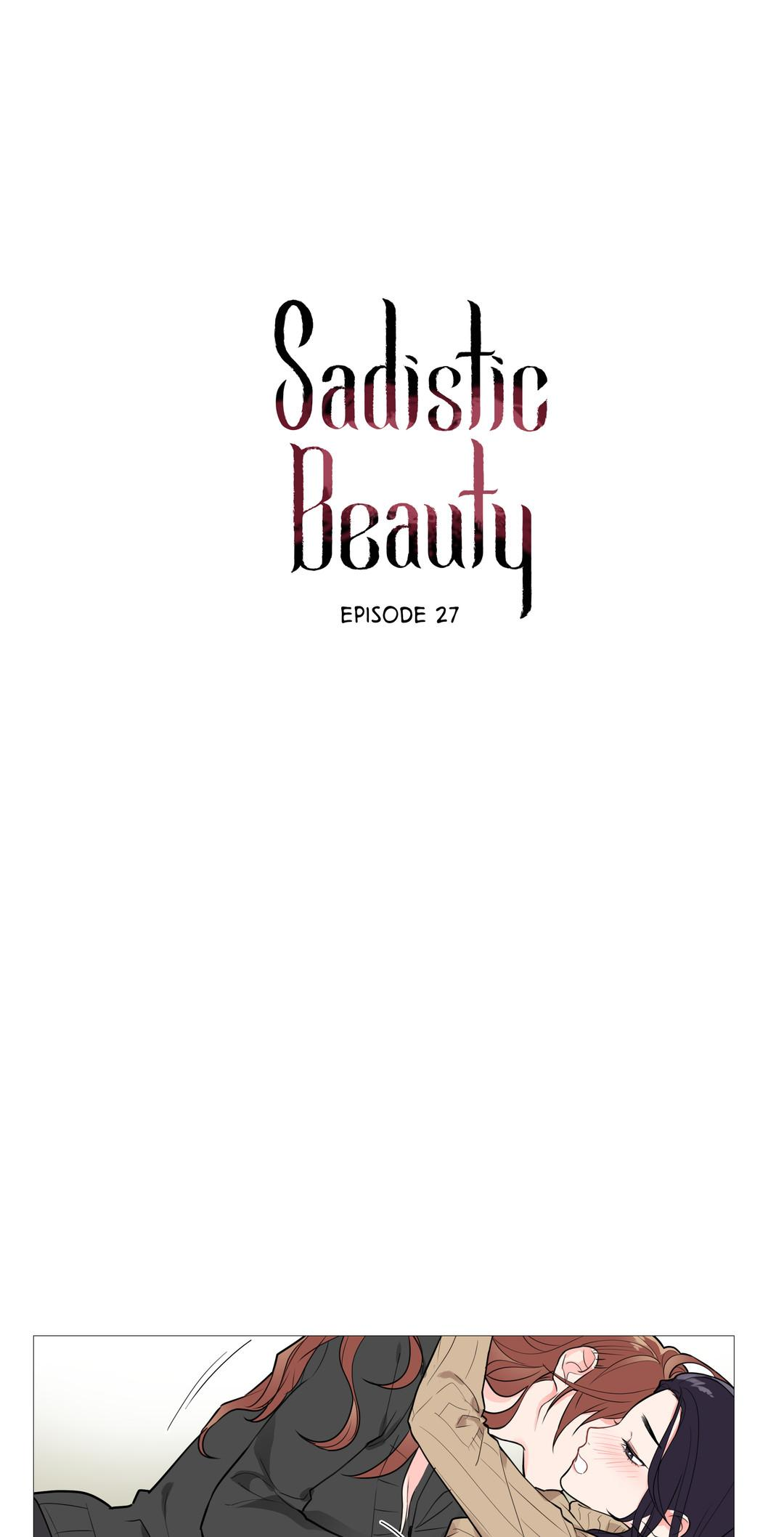 Sadistic Beauty Ch.1-28 420