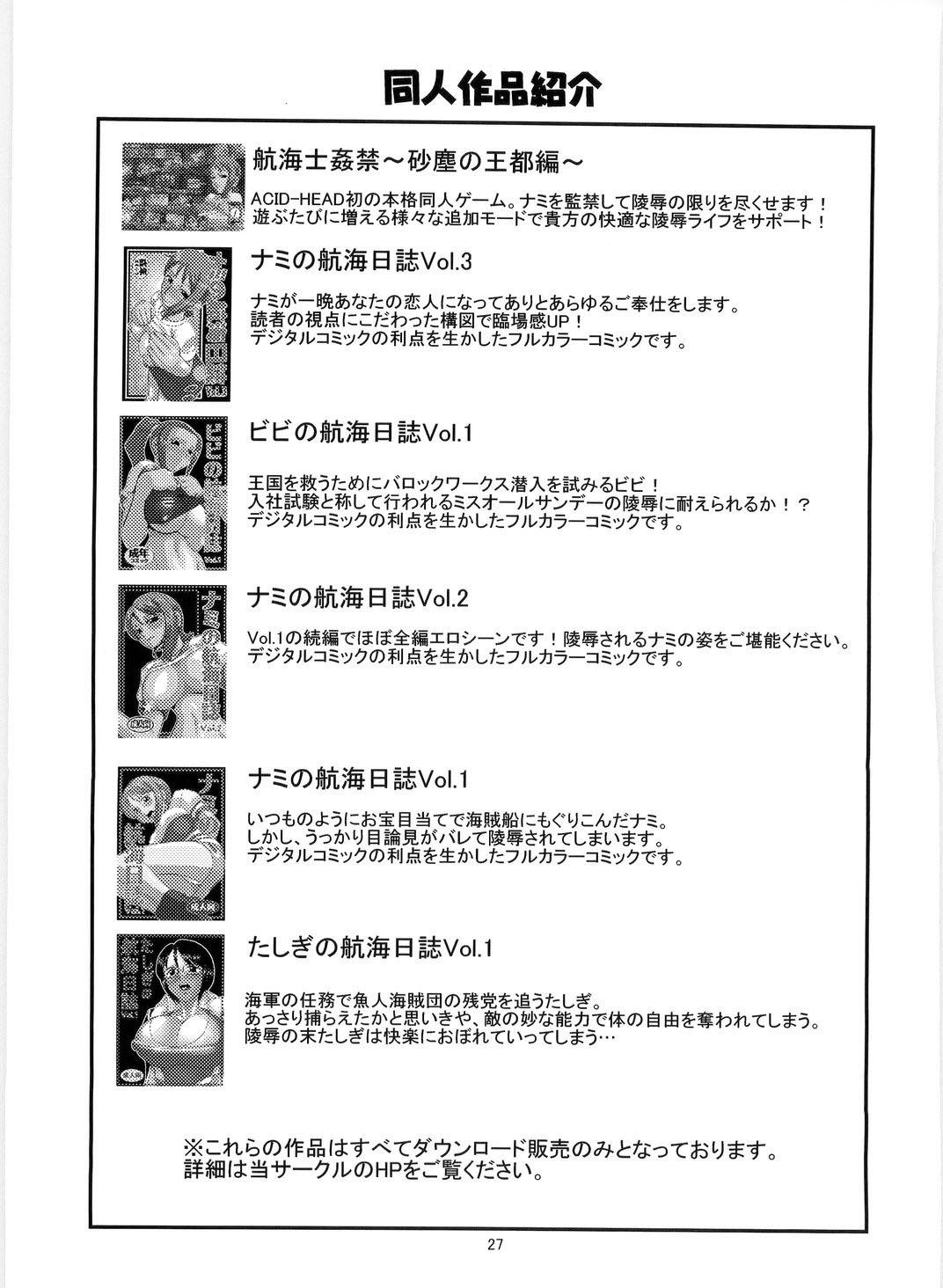 Nami no Koukai Nisshi Special 4 28