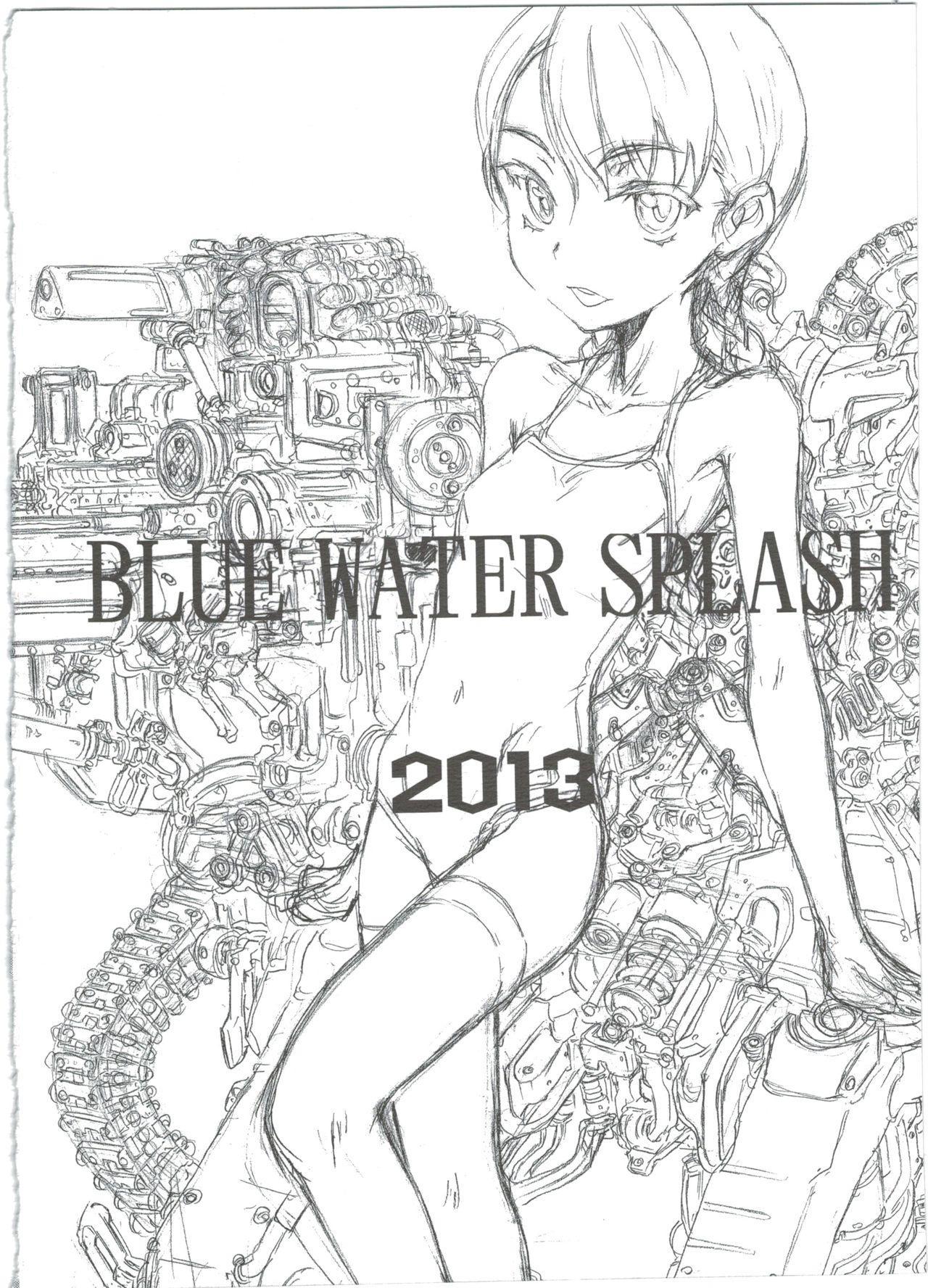 BLUE WATER SPLASH vol 33,5 27