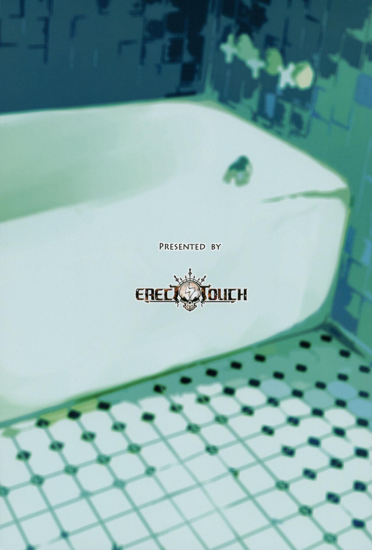 (C91) [ERECT TOUCH (Erect Sawaru)] Osanazuma Bakunyuu Nurunuru Soap-jou | Big-Breasted Soapy Massage Giving Young Wife (Guilty Gear)  [English] {darknight} 29