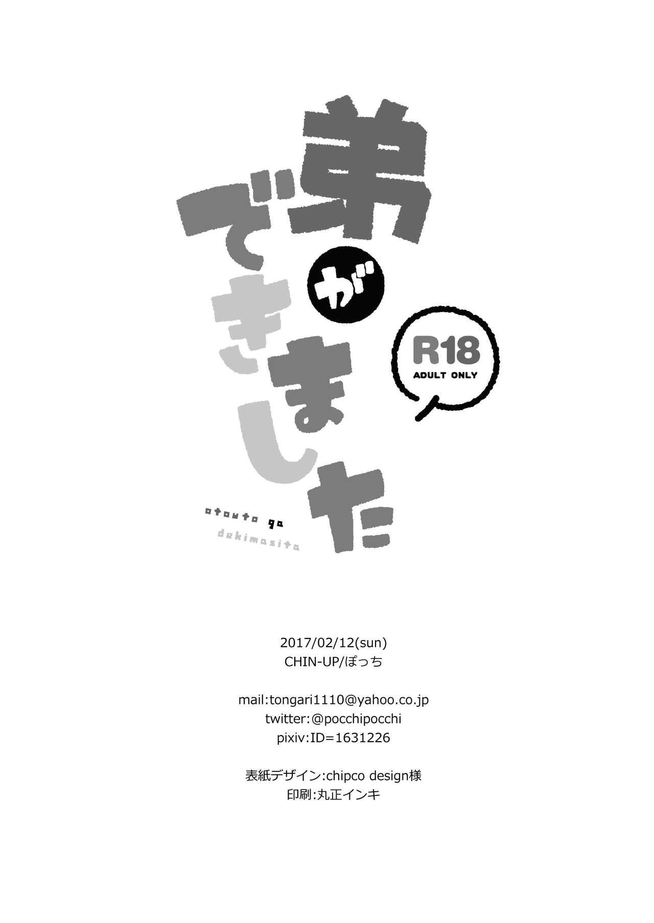 Otouto ga Dekimashita 29
