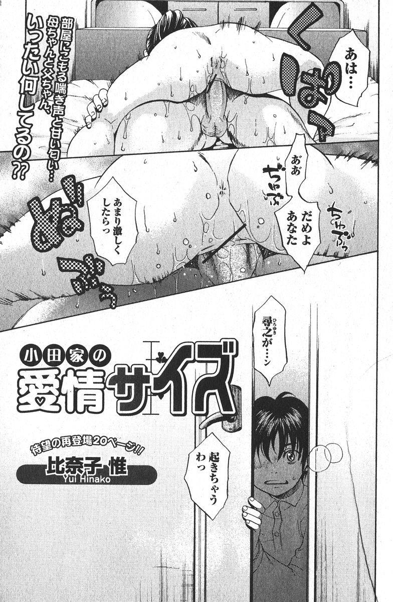 Bishoujo Teki Kaikatsu Ryoku 2006-04 Vol. 7 136