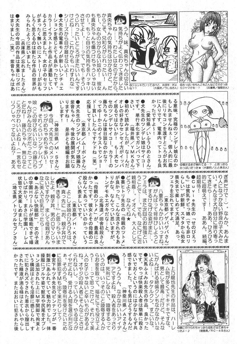 Bishoujo Teki Kaikatsu Ryoku 2006-04 Vol. 7 197