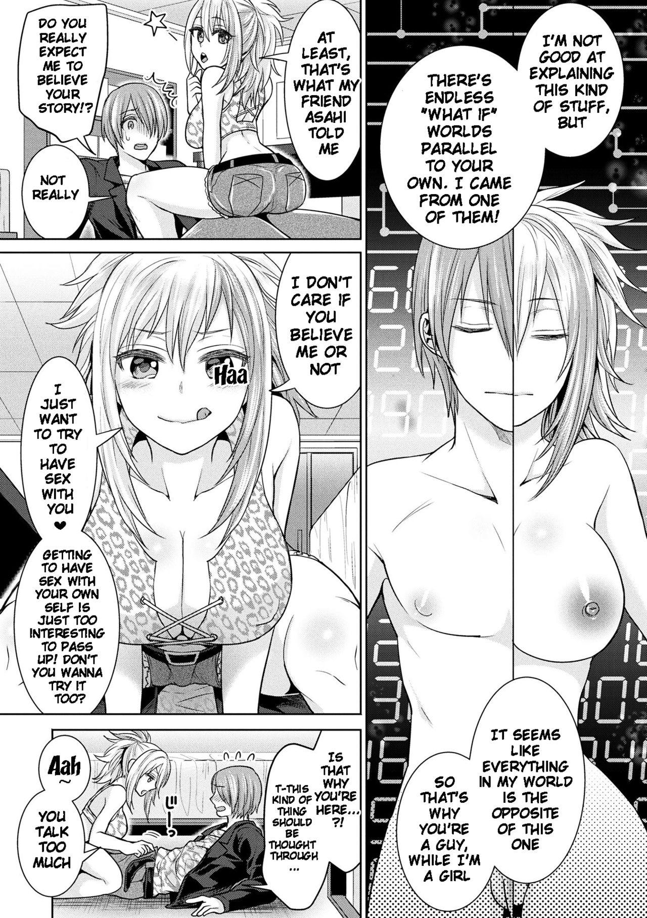 Parallel World Kanojo Ch. 1-8 25