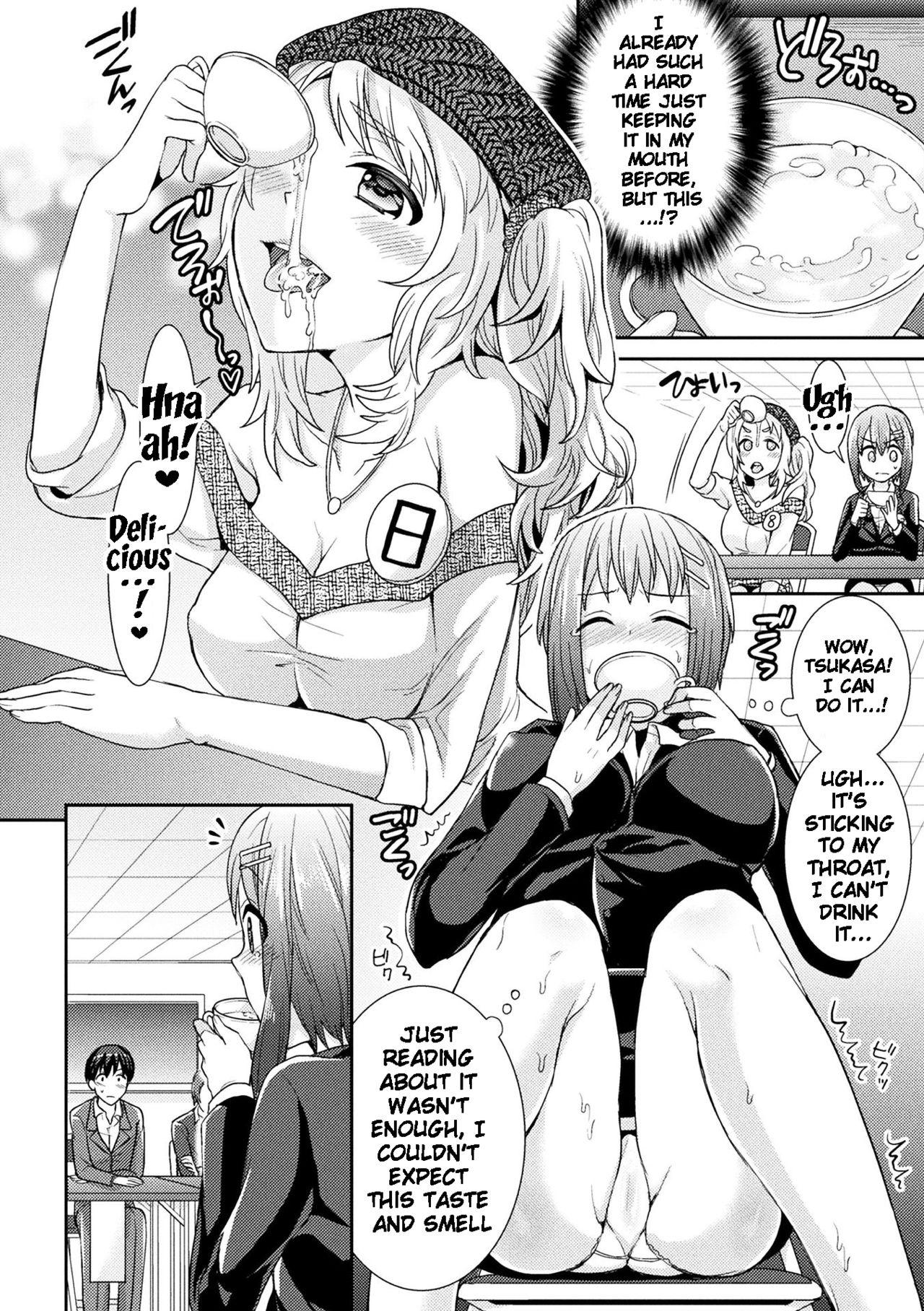 Parallel World Kanojo Ch. 1-8 49