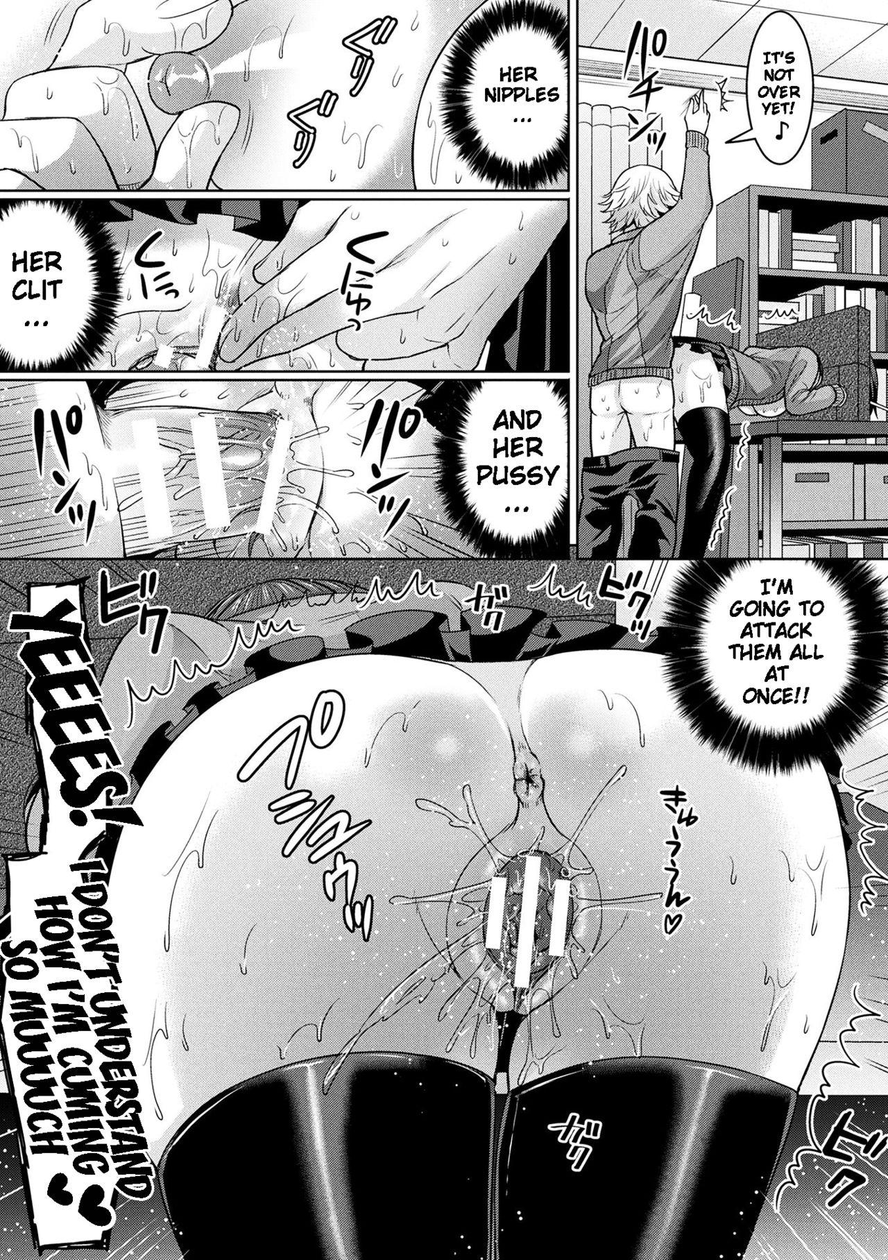 Parallel World Kanojo Ch. 1-8 70