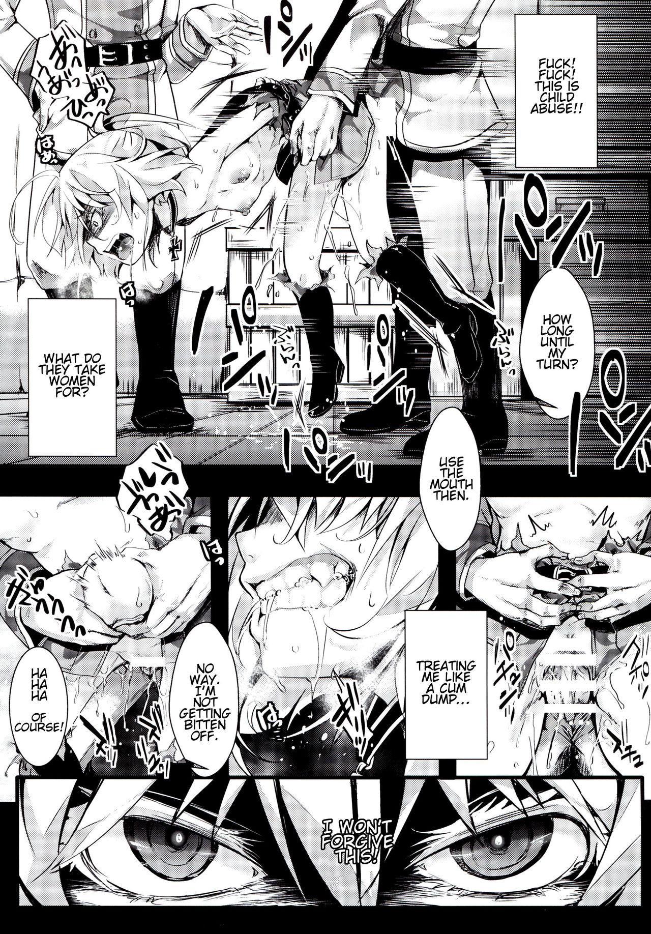 Youjoku Senki | Saga of Tanya the Humiliated 9
