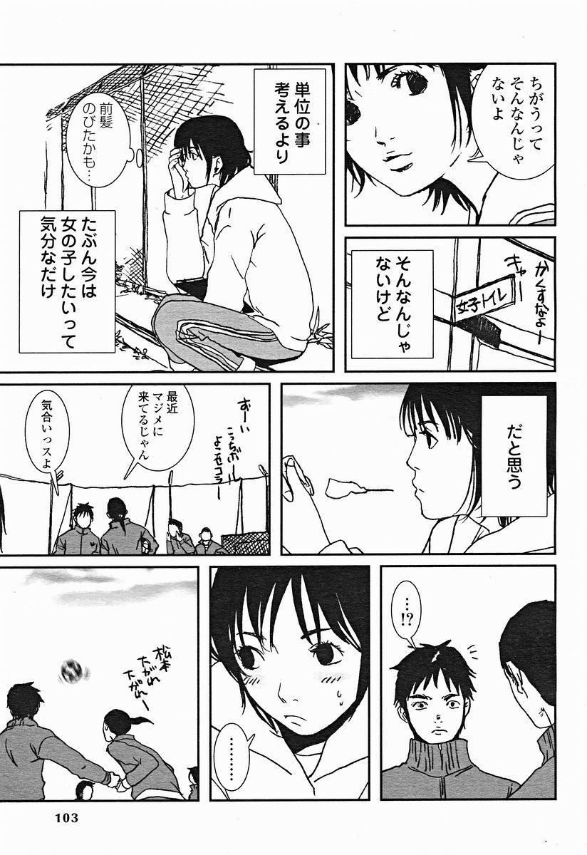 Comic Binetsu Angel 2004-11 103