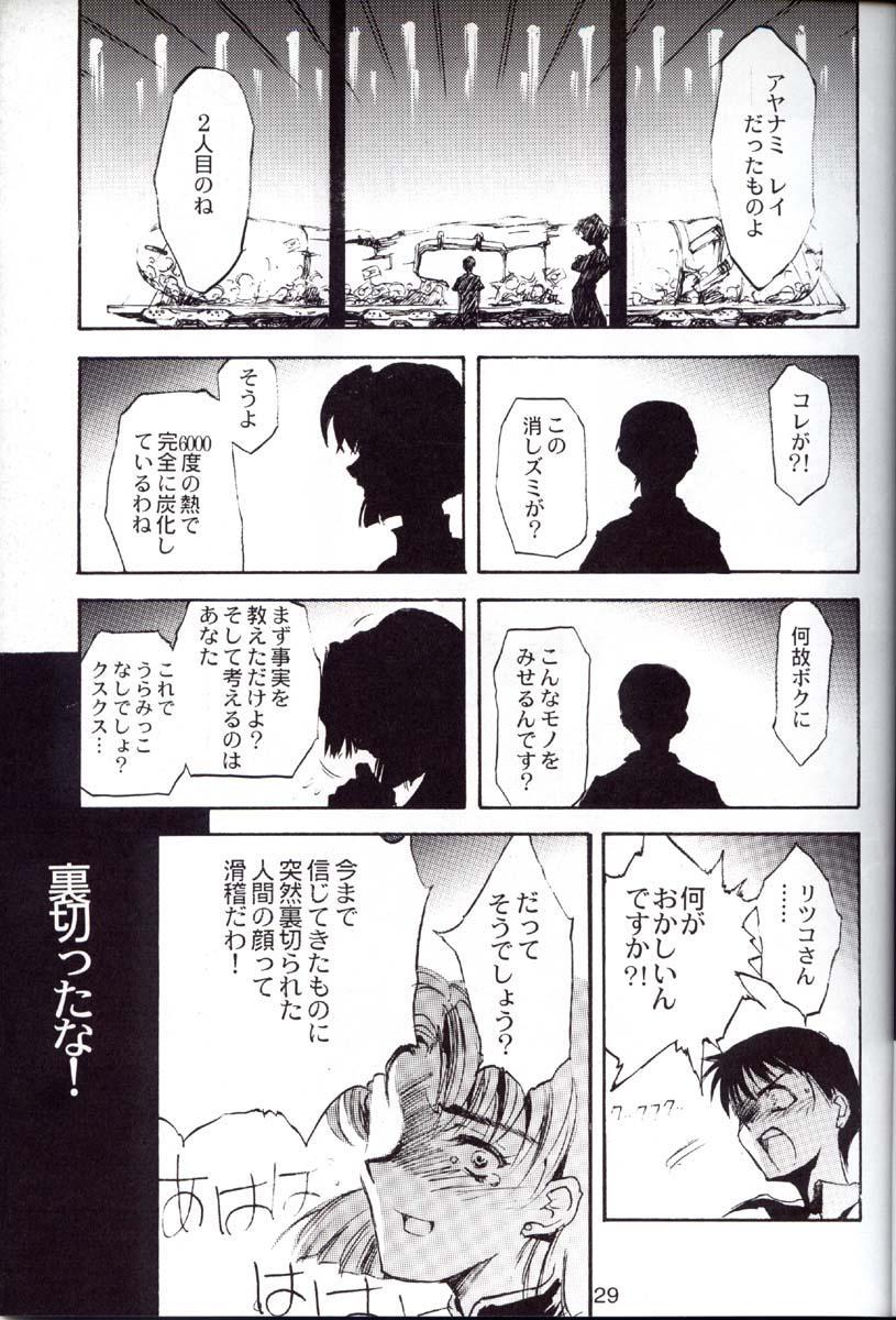 Houtai Shoujo THE THIRD 27