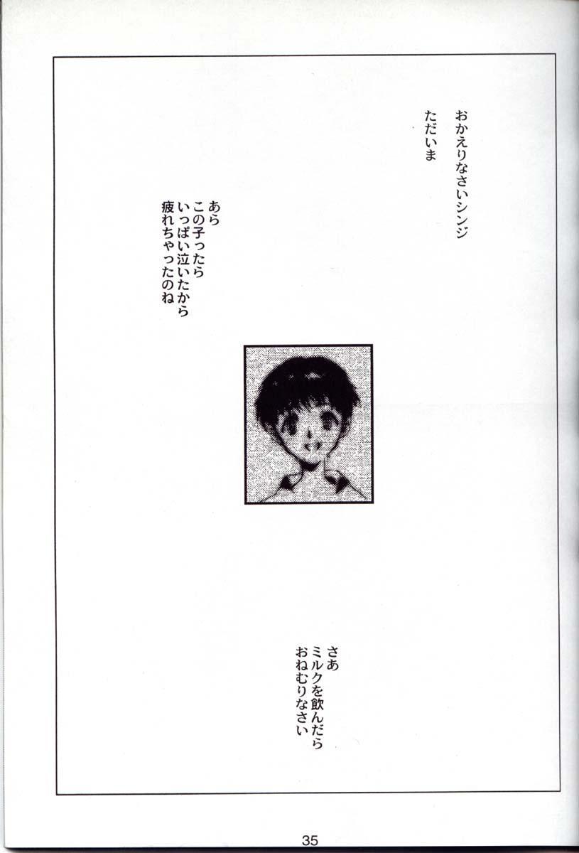 Houtai Shoujo THE THIRD 33