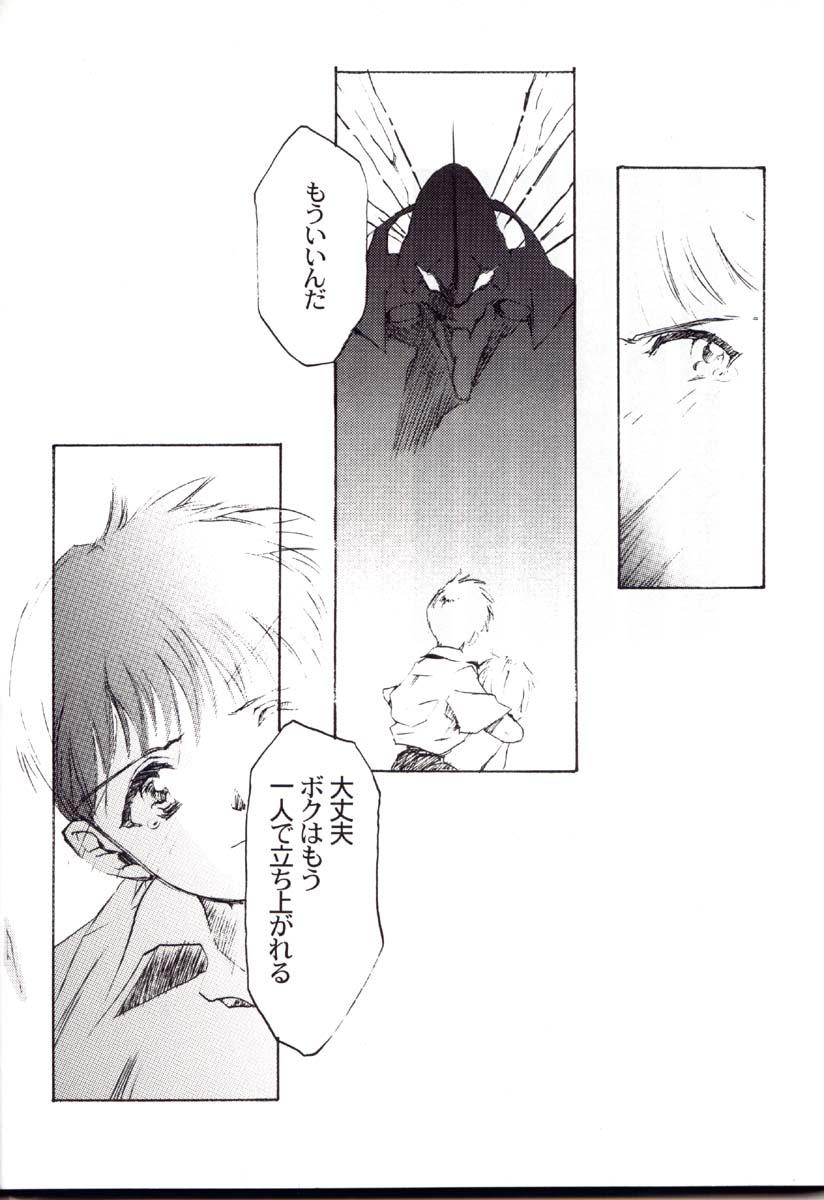 Houtai Shoujo THE THIRD 98