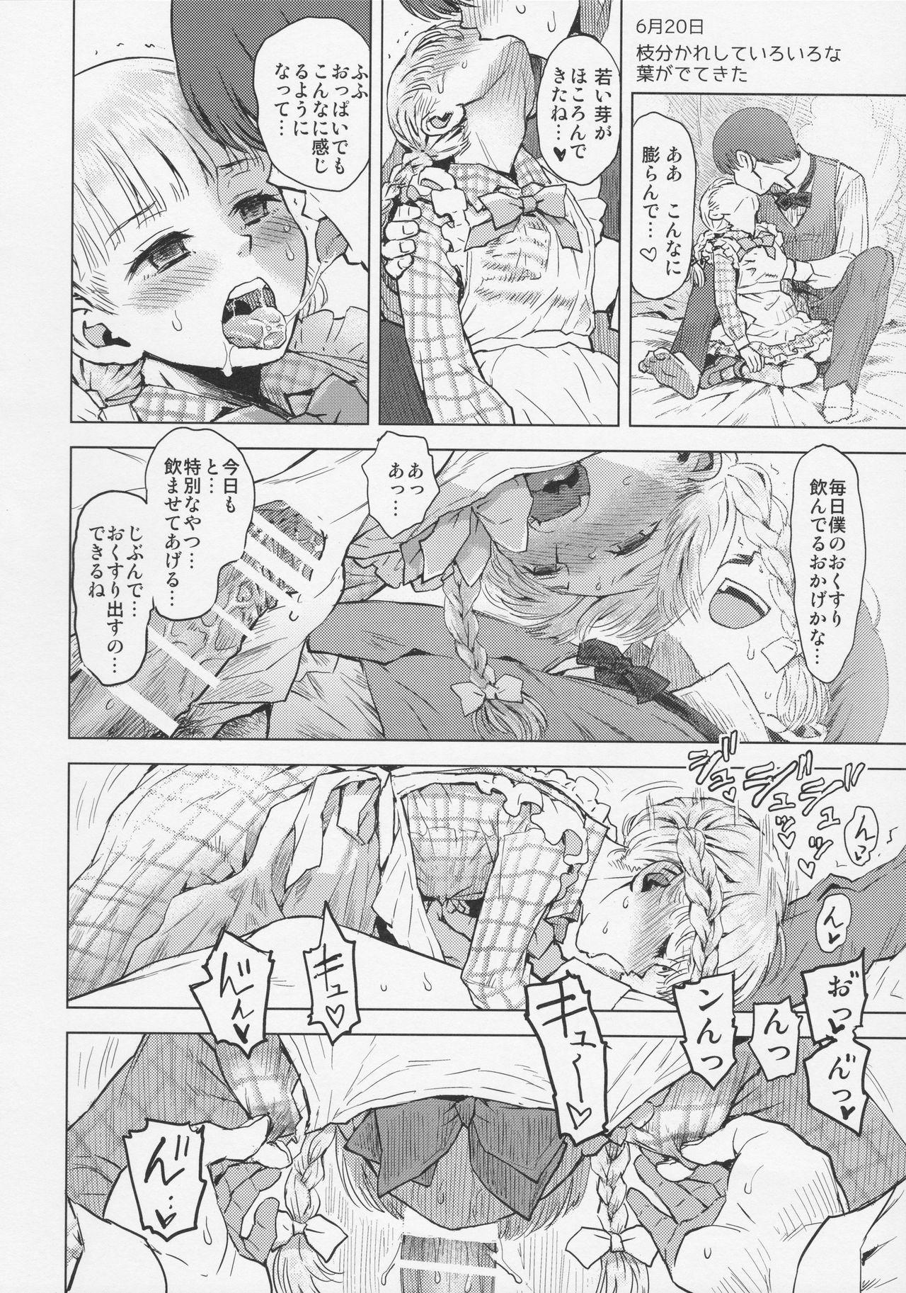 Himawari Kansatsu Nikki 13