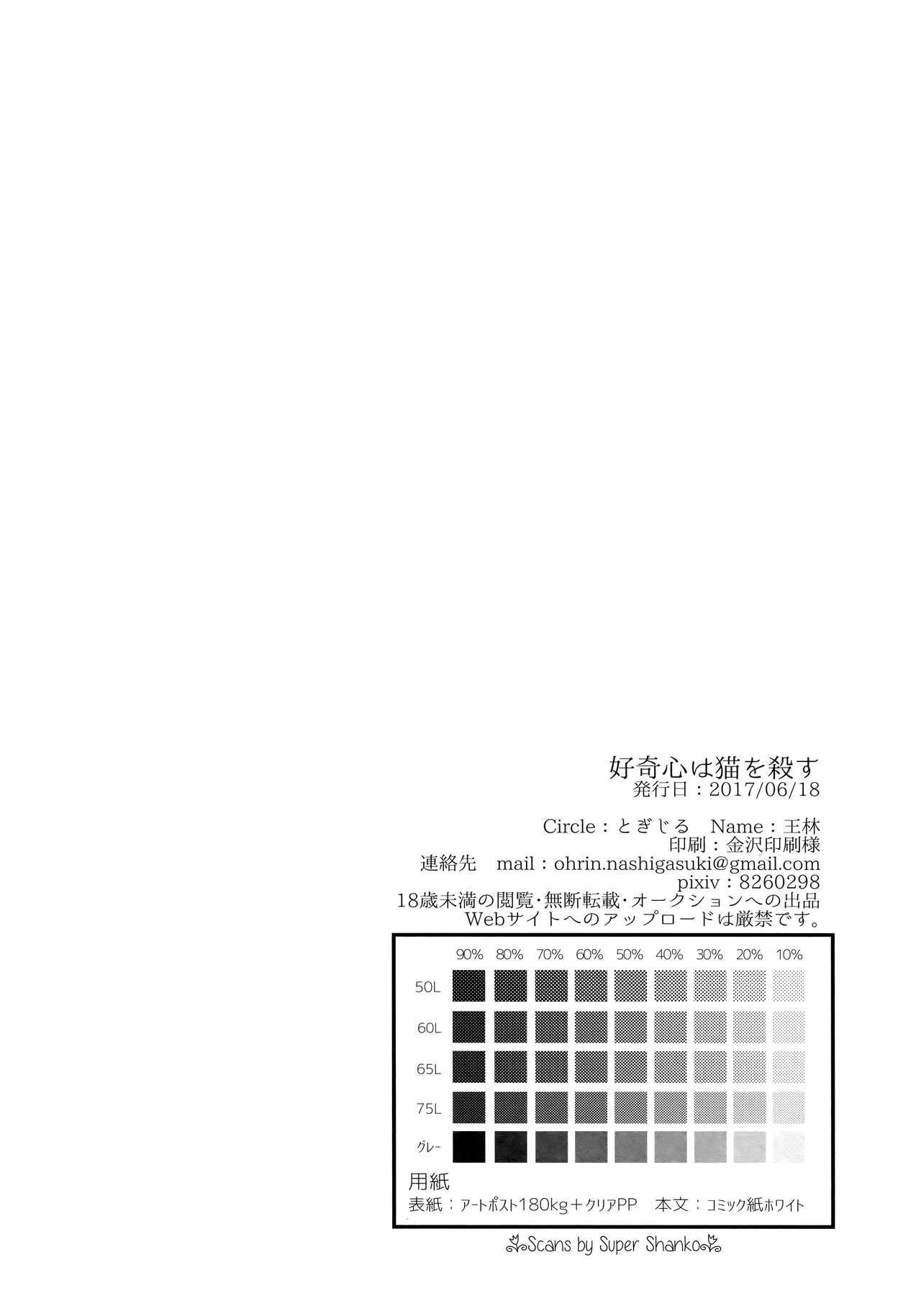 Koukishin wa Neko o Korosu 32