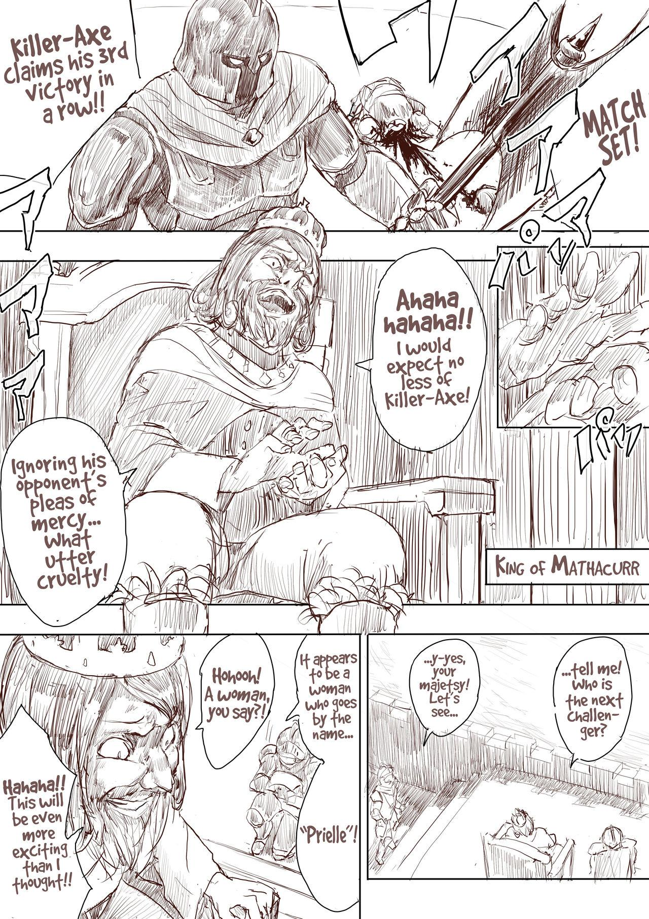 Elf Princess Strikes Back 1