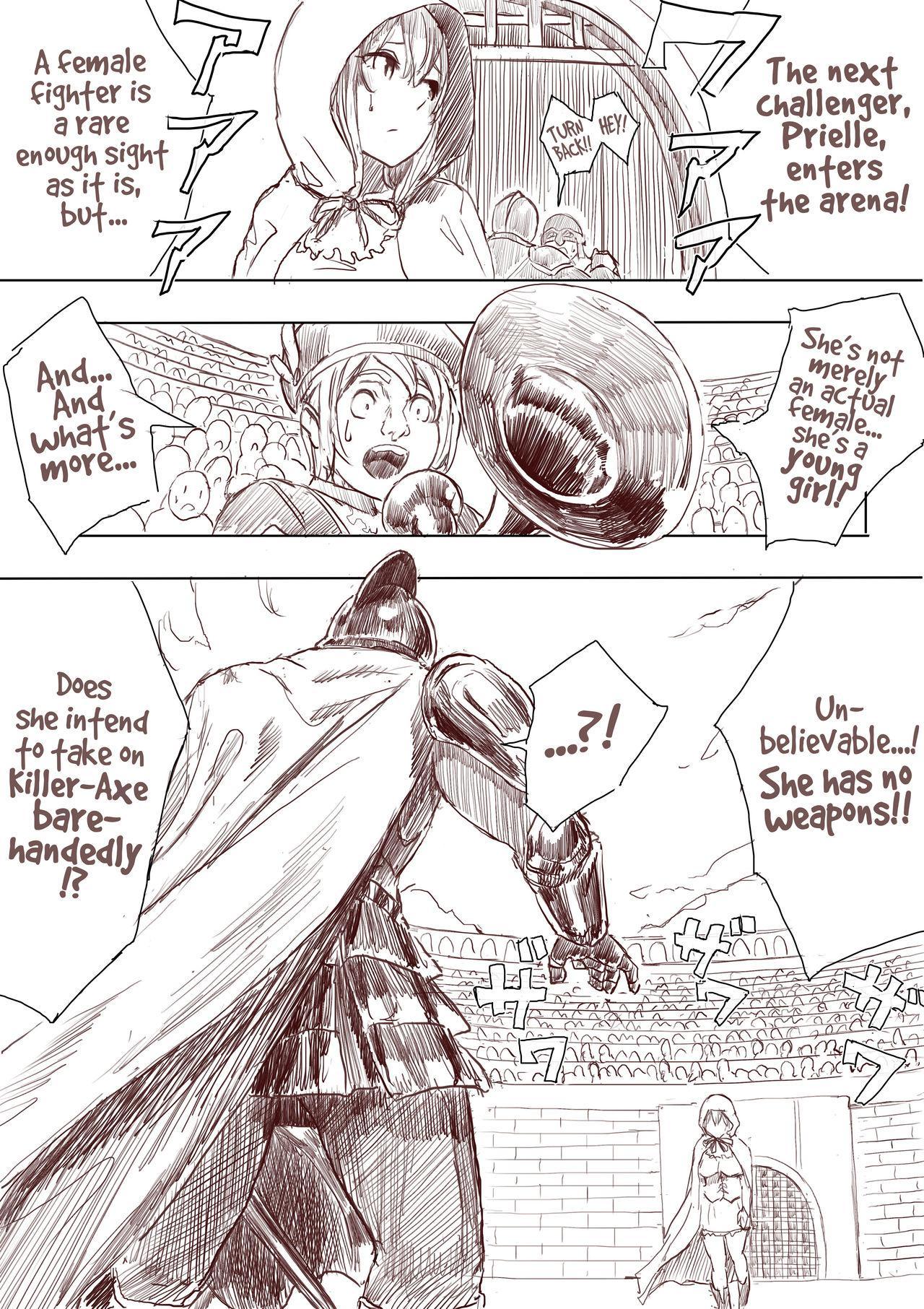 Elf Princess Strikes Back 3