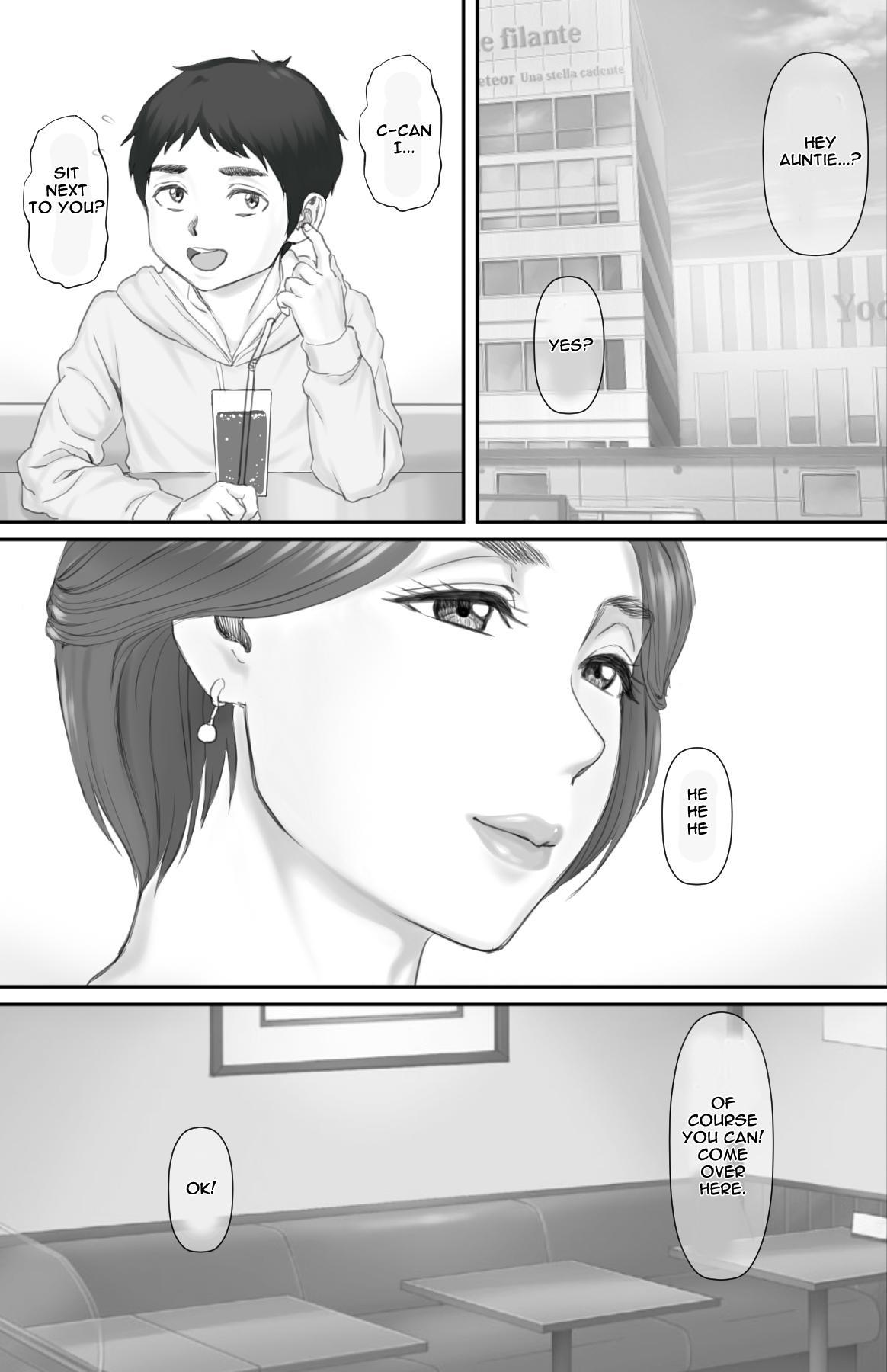 [Ponkotsu Damashii] Boku no Kanojo wa 40-sai no Hitozuma de Mama no Tomodachi | My Girlfriend is my mom's friend - A 40 year old housewife [English] [Jashinslayer] 18