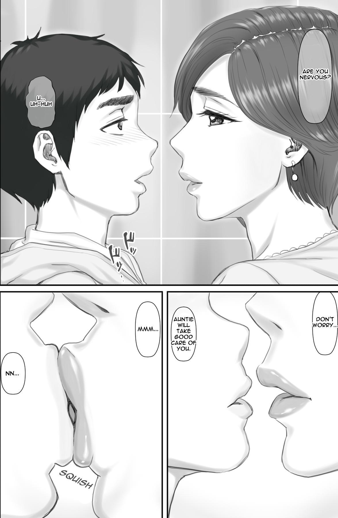 [Ponkotsu Damashii] Boku no Kanojo wa 40-sai no Hitozuma de Mama no Tomodachi | My Girlfriend is my mom's friend - A 40 year old housewife [English] [Jashinslayer] 23