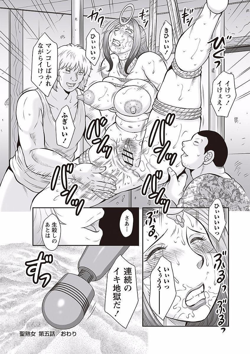Midaragami Seinaru Jukujo ga Mesubuta Ika no Nanika ni Ochiru made 95