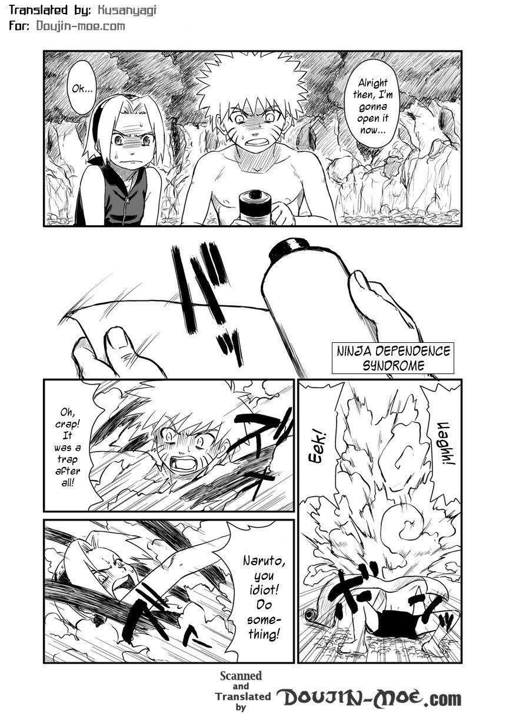 Ninja Izonshou | Ninja Dependence 1