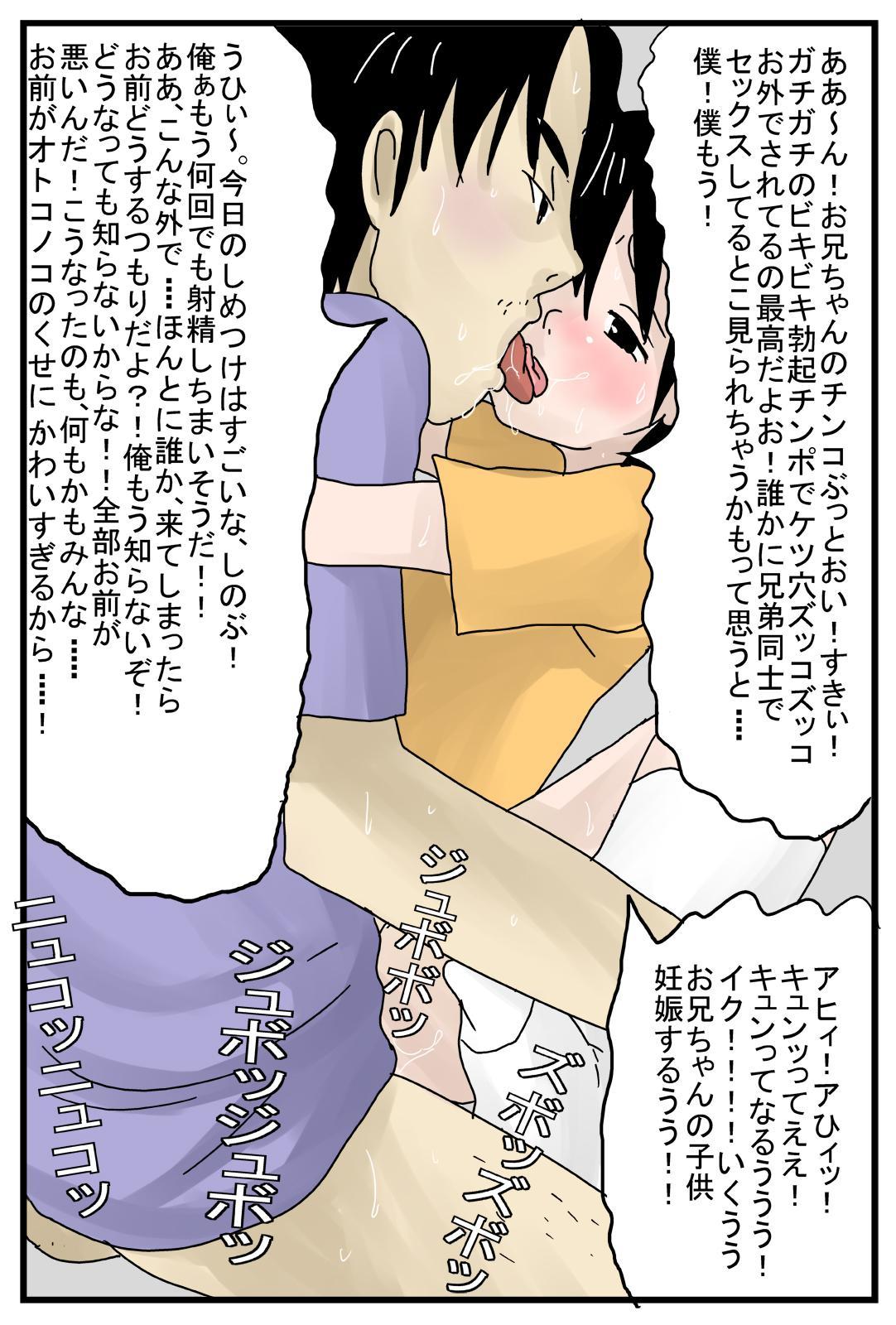 Otouto wa Josou Shumi 15