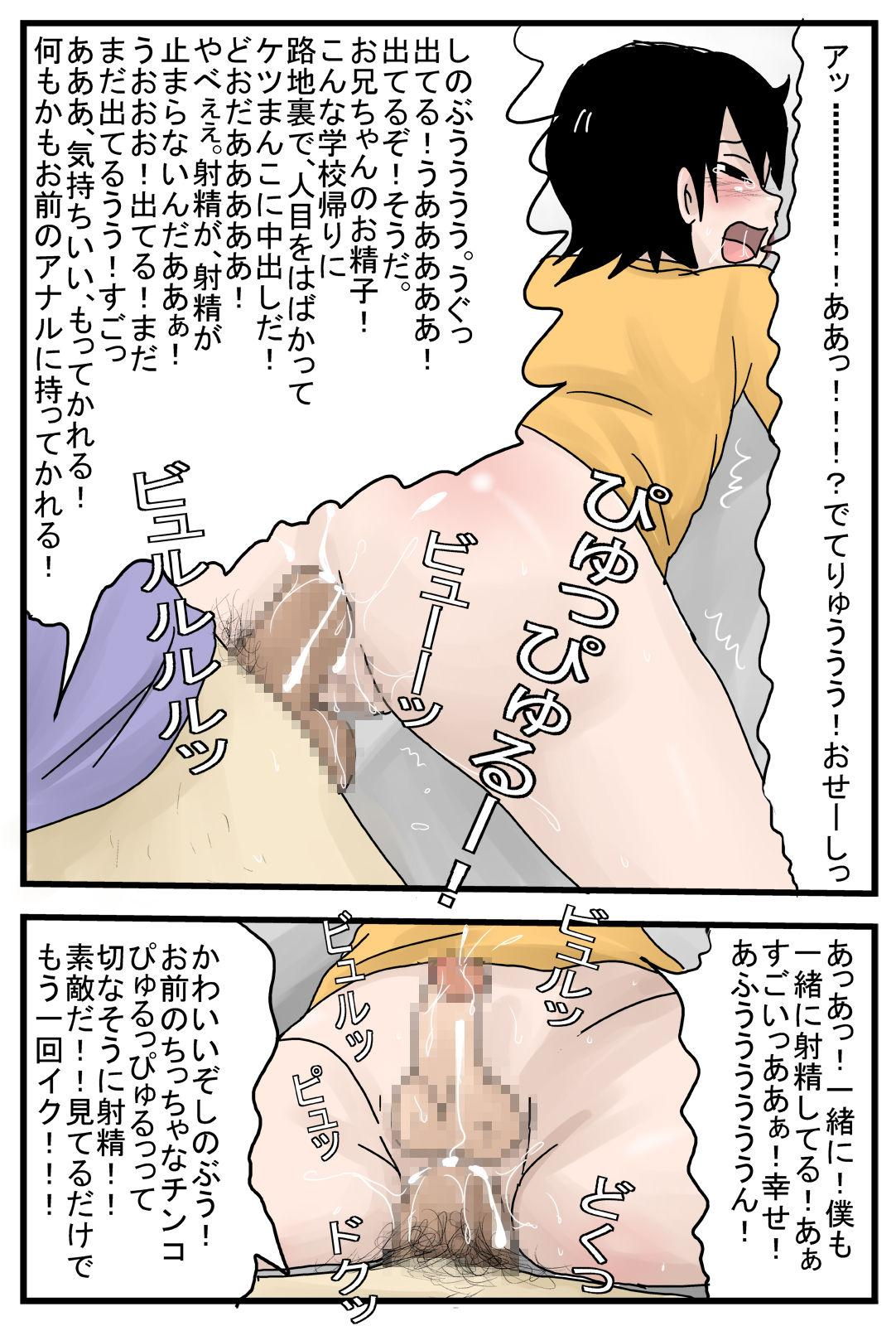 Otouto wa Josou Shumi 17