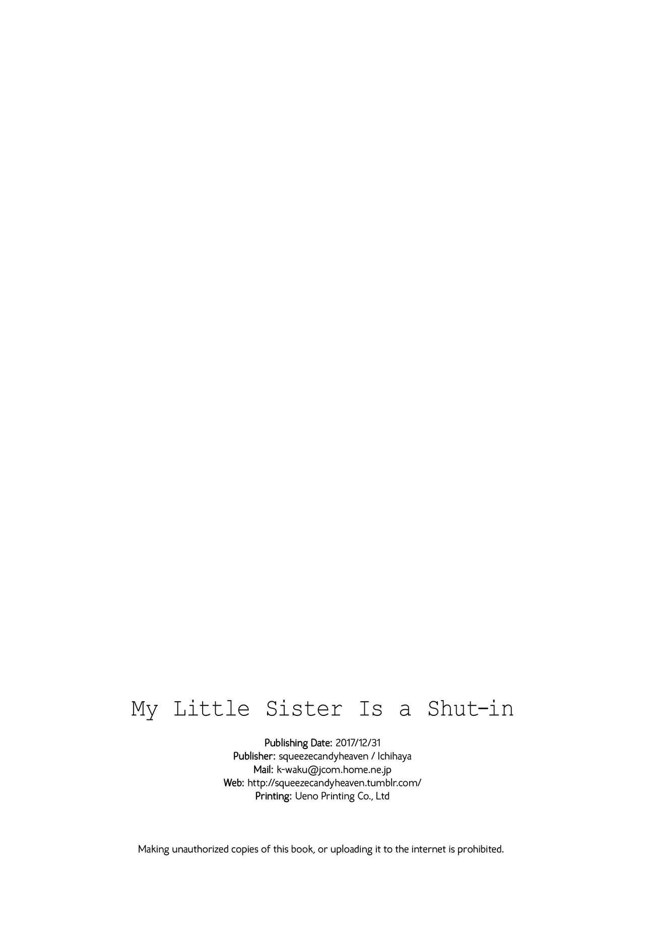 Imouto wa Hikikomori | My Little Sister Is a Shut-in 24