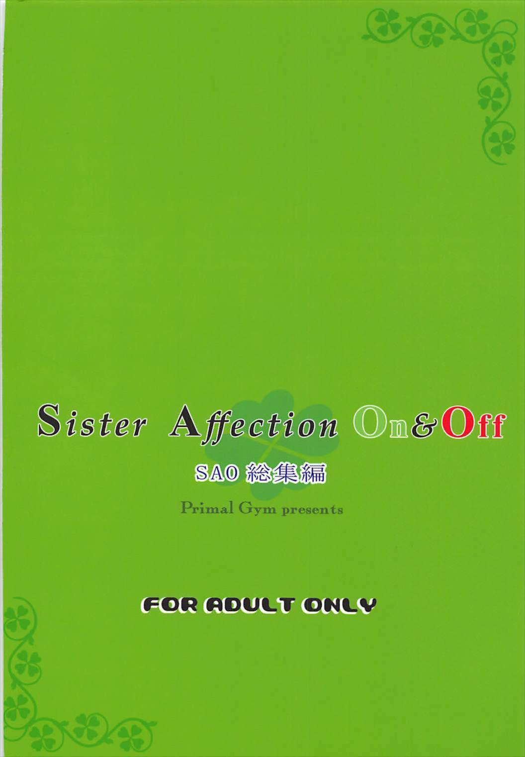 Sister Affection On&Off SAO Soushuuhen 73