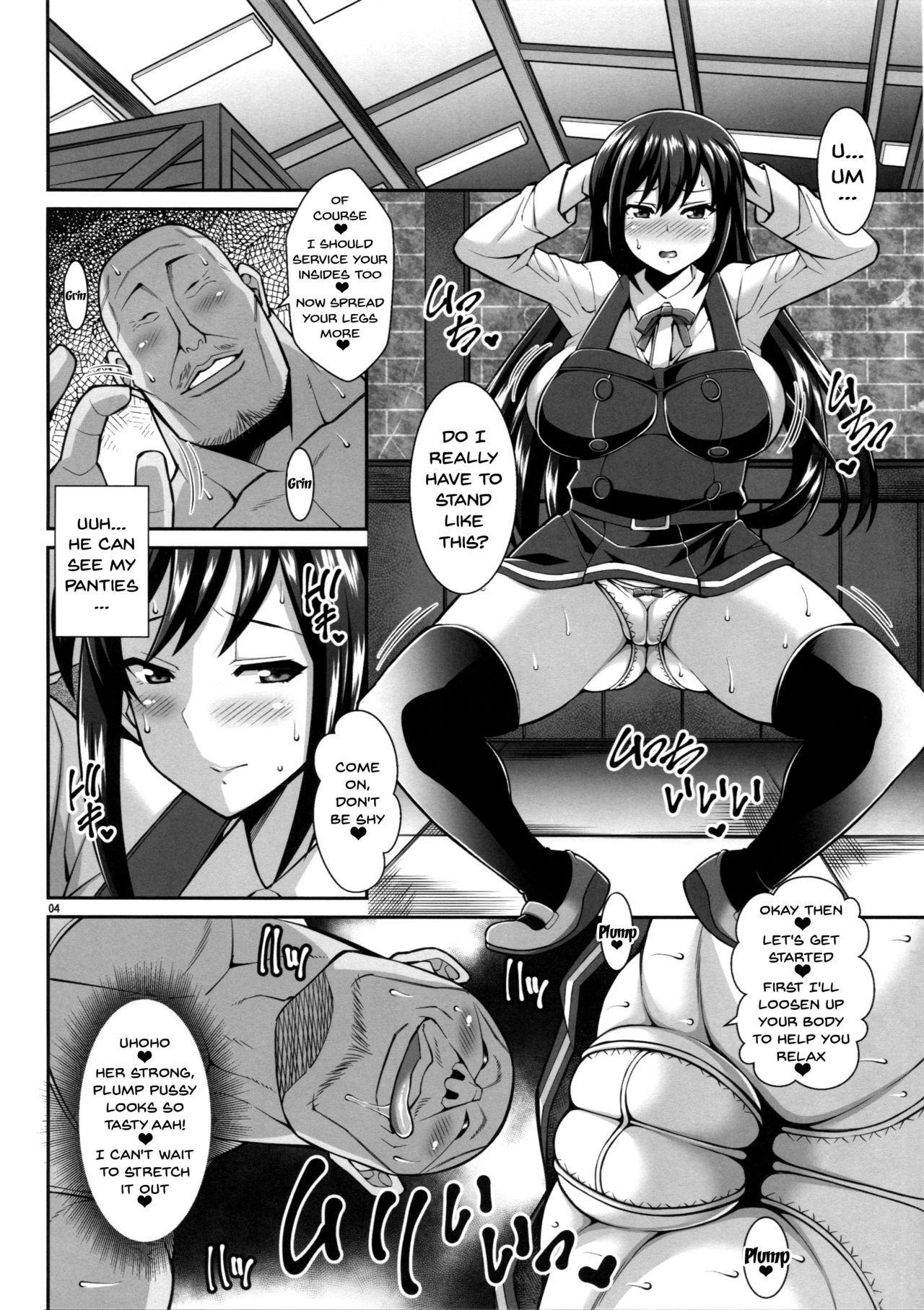 Asashio no Ero Ana 2