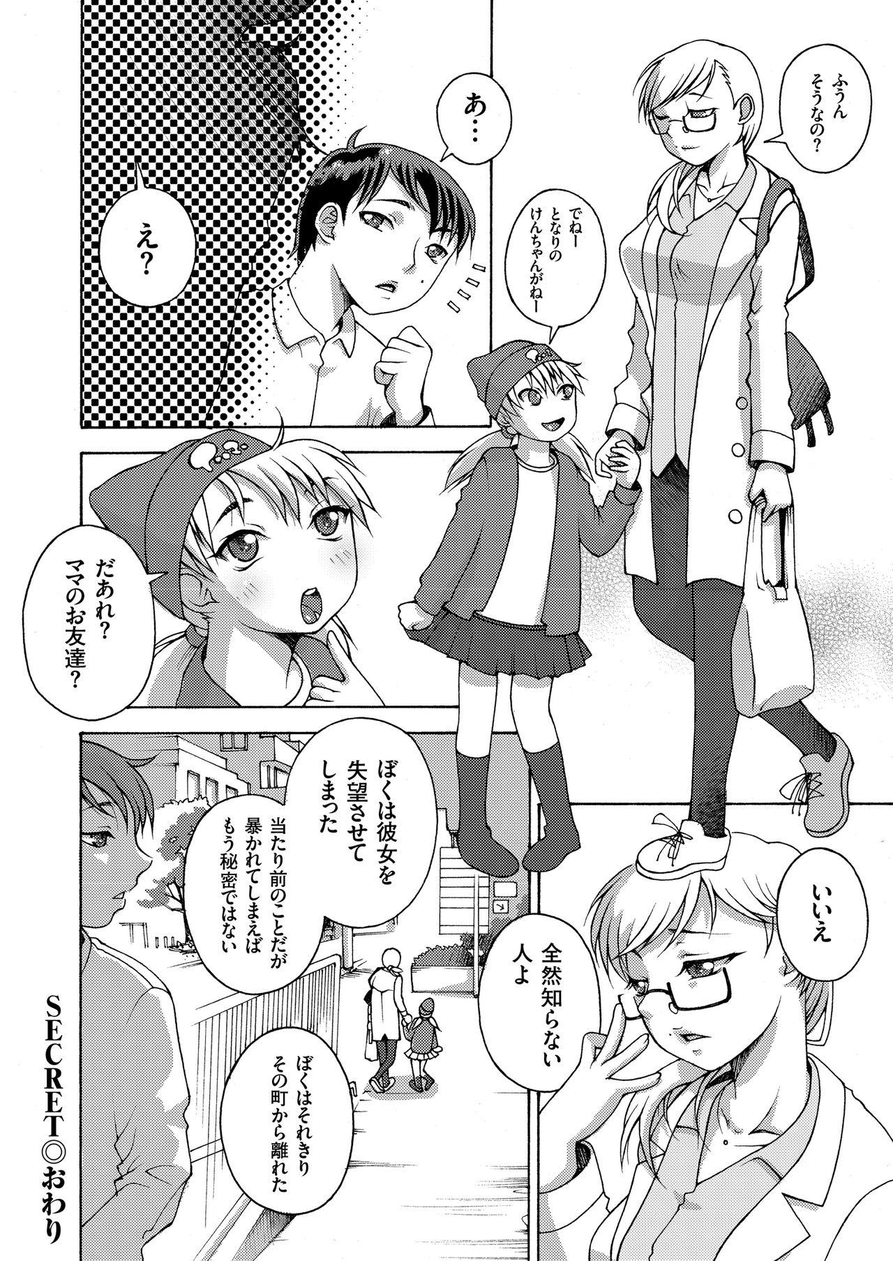 COMIC KURiBERON 2018-05 Vol. 67 151
