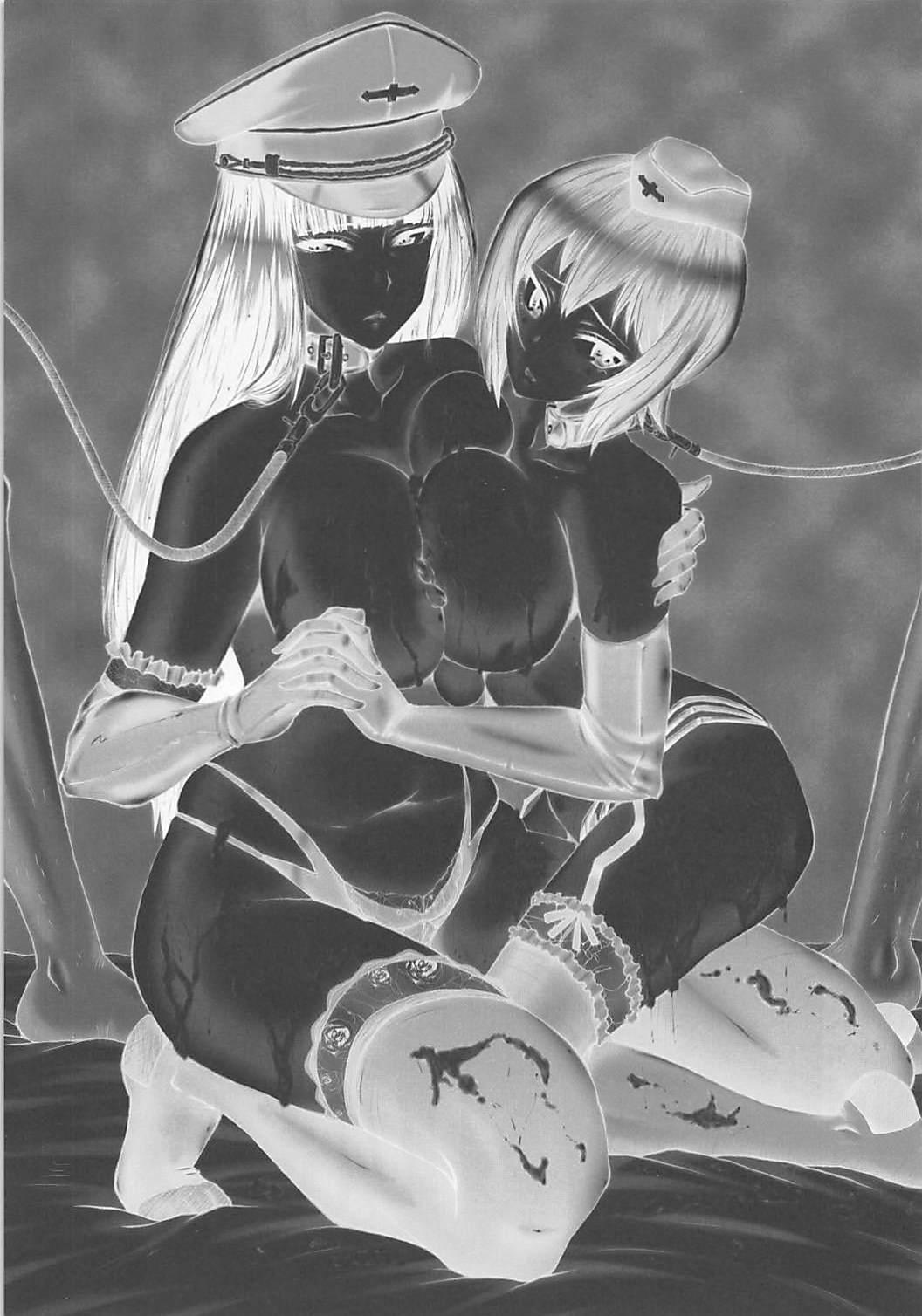 (C93) [Urakata Honpo (SINK)] Urabambi Vol. 56 ~Choubatsubou no Oyako Ana~ Bijin Oyako no Kimeseku Kairaku Jigoku~ (Girls und Panzer) 1