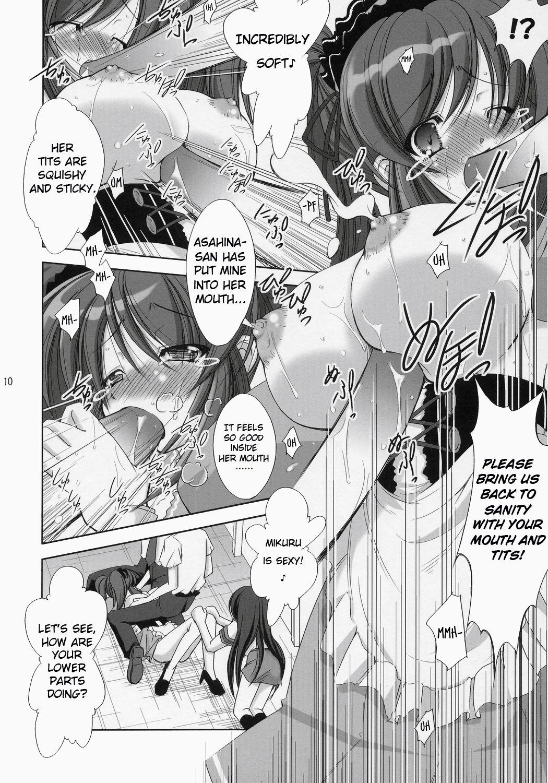 Asahina Mikuru no Tameiki | The Sigh of Mikuru Asahina 8
