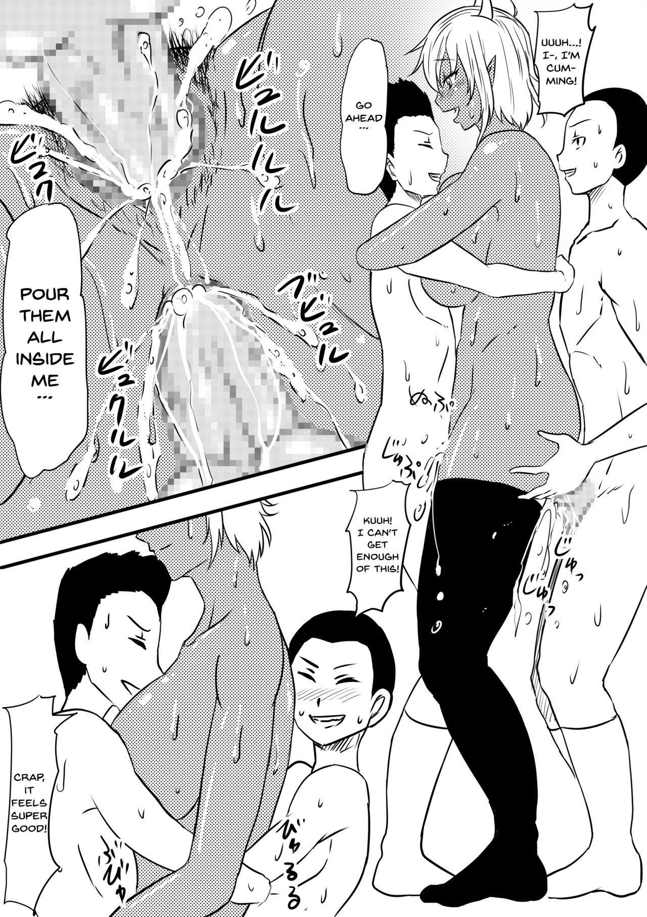 Akuma ni Tamashii o Utta haha ga Inma Bitch e to Henbo Shite iku Hanashi | A Story Where My Mom Turns Into a Bitch 42