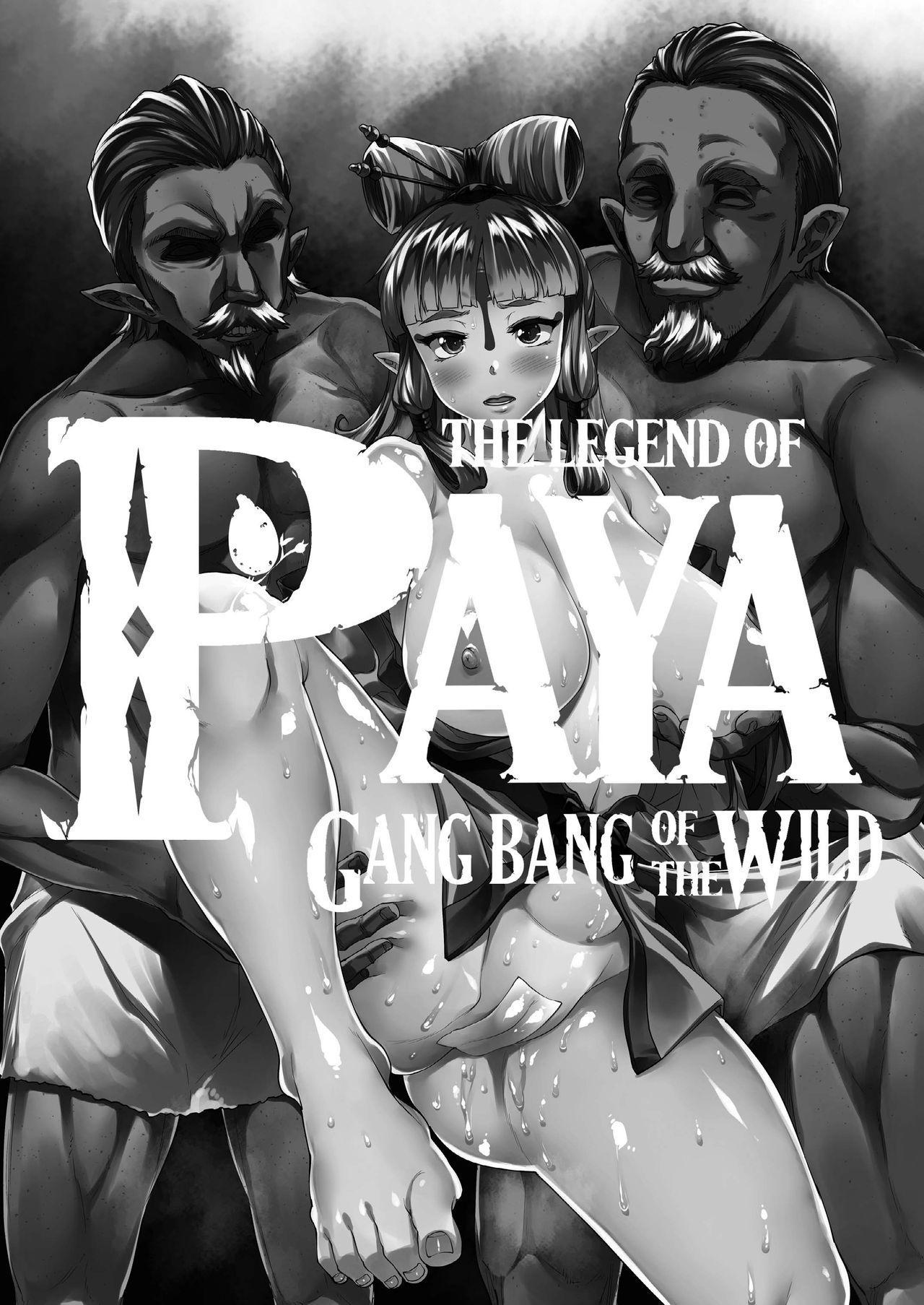 THE LEGEND OF PAYA GANG BANG OF THE WILD 2