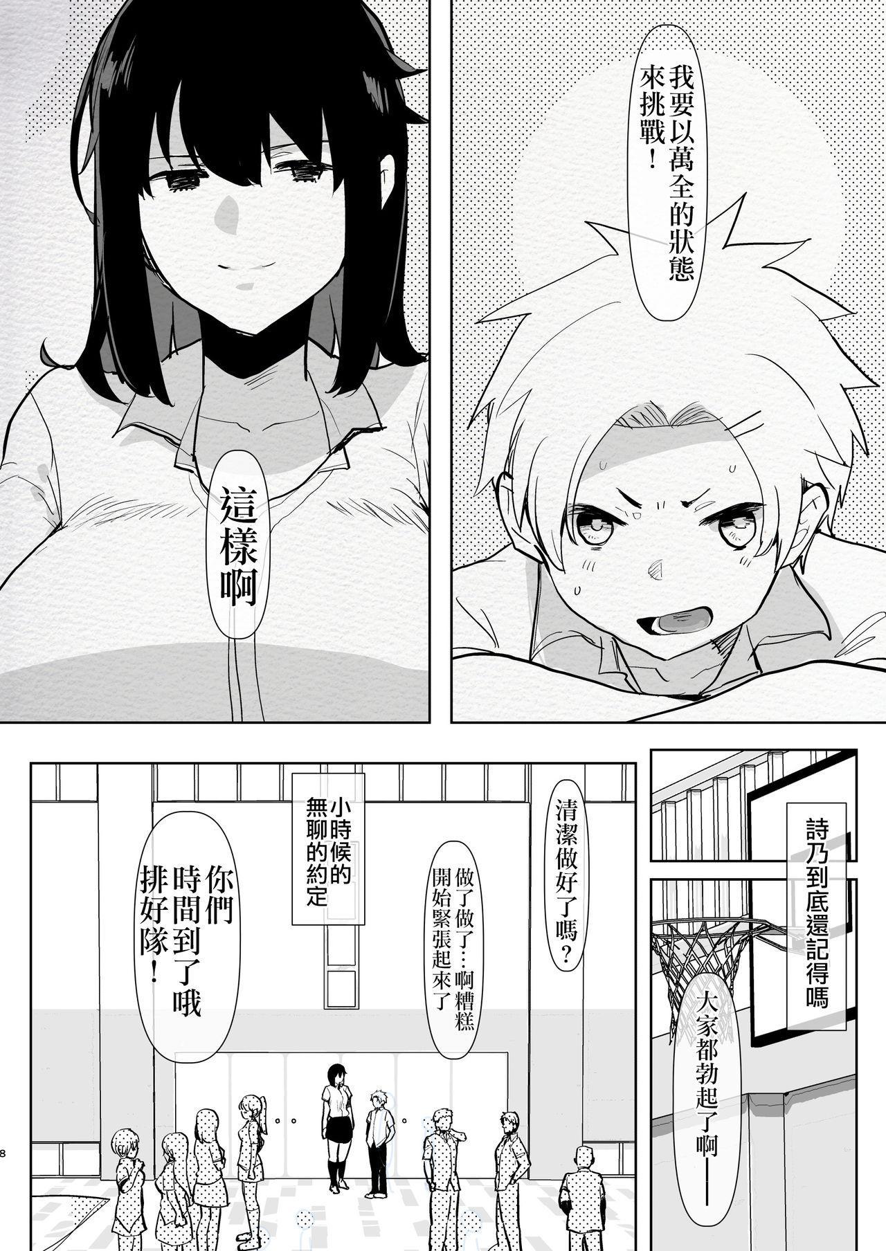 Futanari Osananajimi to Ore to Hajimete no Gyaku Anal Kagai Jugyou 丨扶她青梅竹馬和我第一次的反向小穴做愛課外授課 8