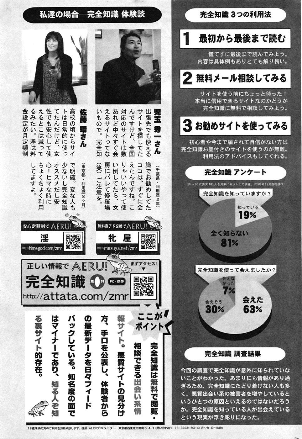 COMIC Purumelo [2009-03] Vol.27 217
