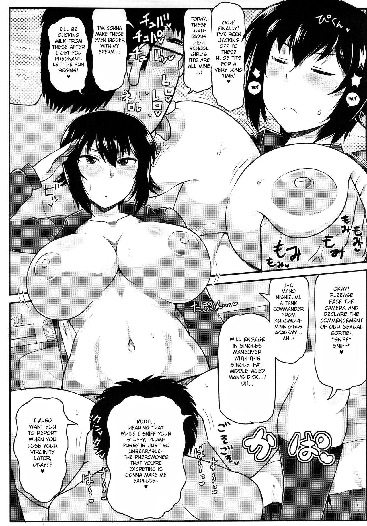 Girls & Semen 2 3