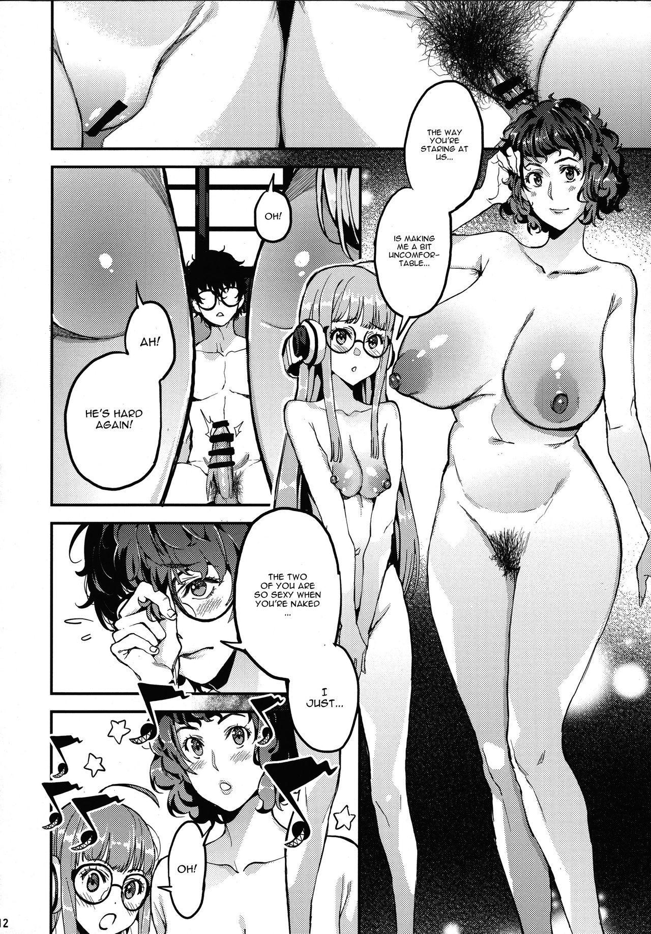 Kawakami Sensei to Futaba no Himitsu Kojin Jugyou 11