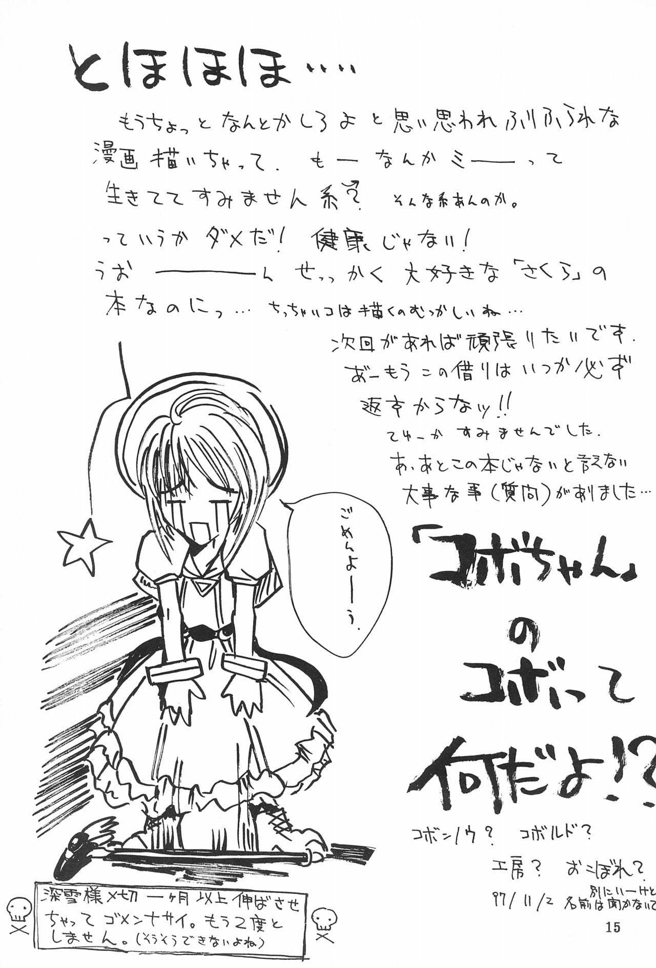 Magokoro o Kimi ni 14
