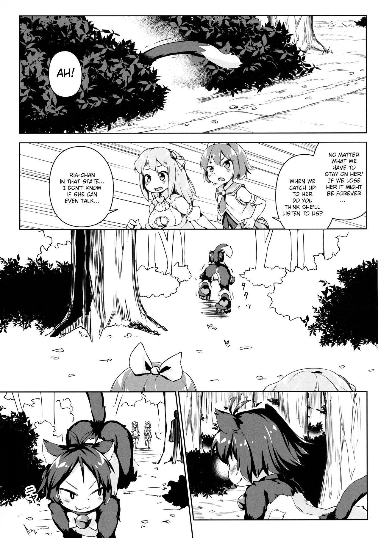 Neko Ochi Shine Fairies | The Cat Fall of the Shine Fairies 8
