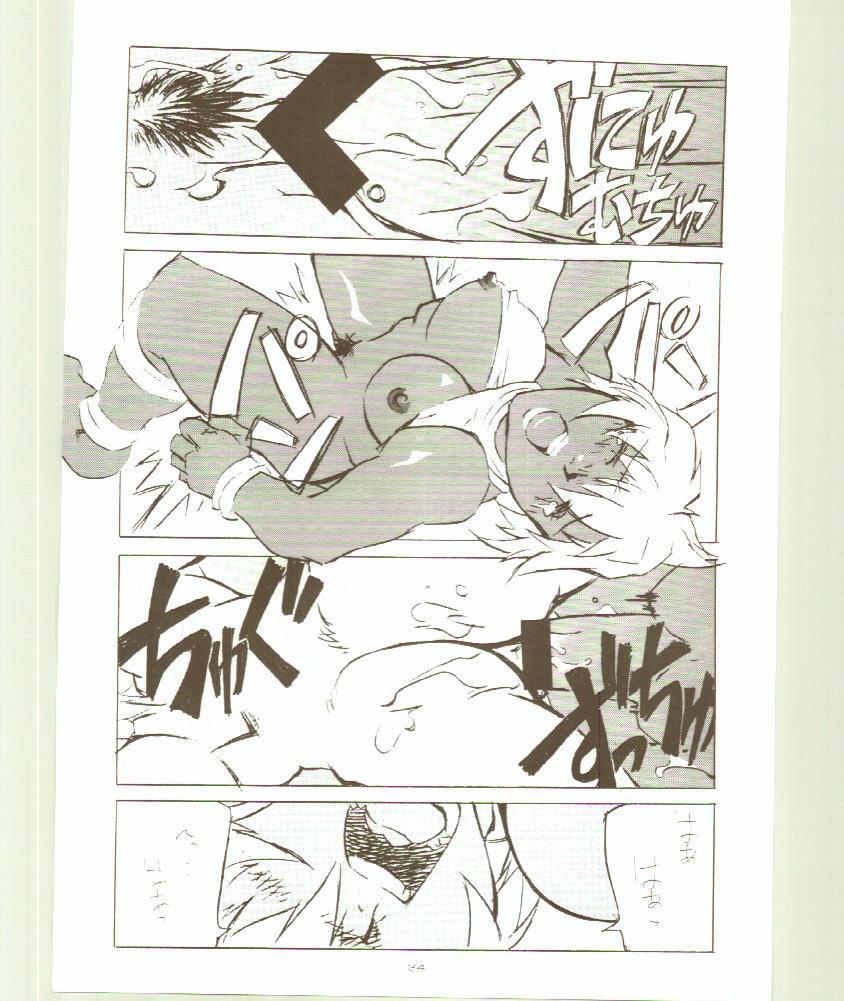Toukyou Meibutsu Hiyoko Manjyuu 33